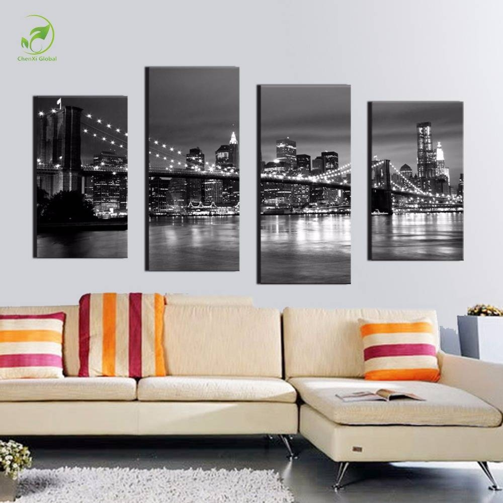 Articles With Brooklyn Bridge Art Print Tag: Brooklyn Bridge Wall Pertaining To Current Brooklyn Bridge Metal Wall Art (View 2 of 25)