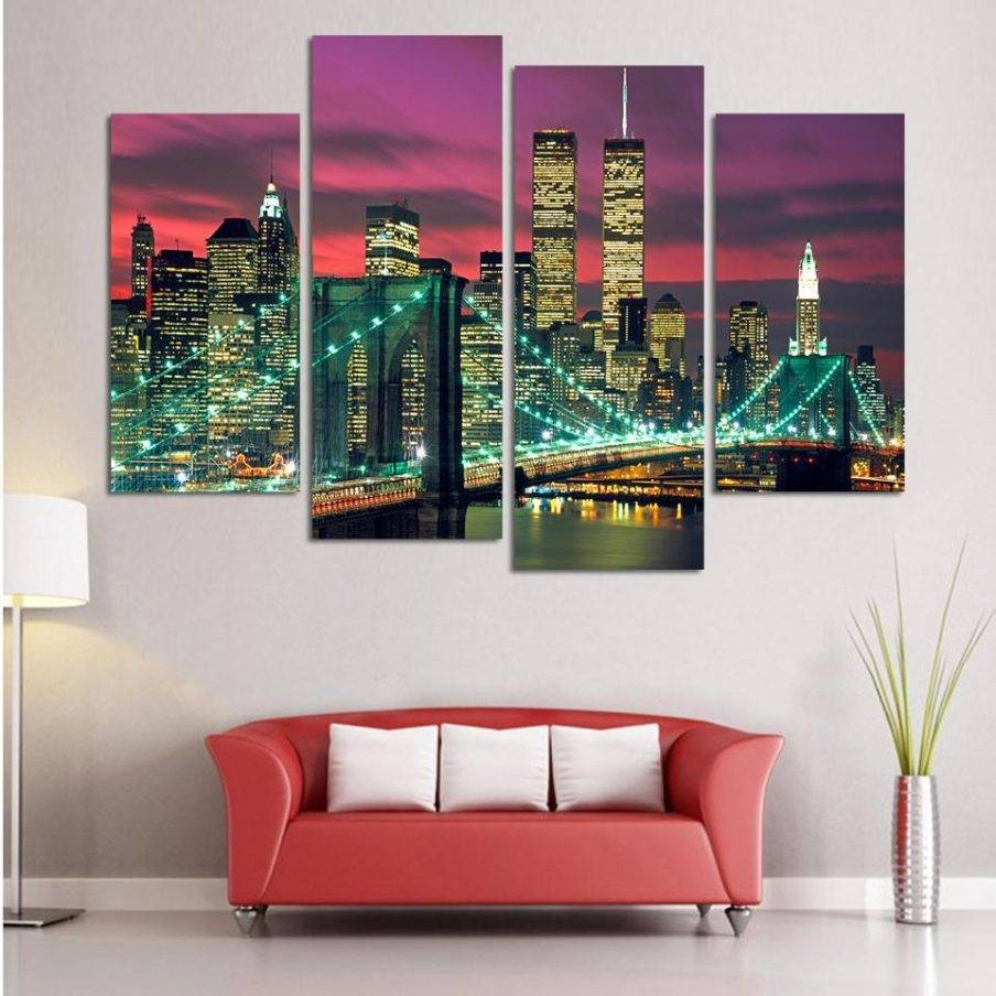 Articles With Brooklyn Bridge Metal Wall Art Tag: Brooklyn Bridge In Best And Newest Brooklyn Bridge Metal Wall Art (View 5 of 25)