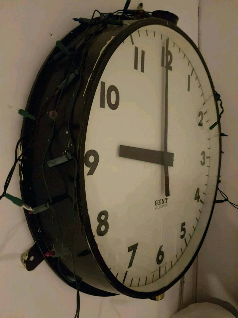 Articles With Burlington Coat Factory Wall Clocks Tag: Factory In Most Recently Released Burlington Coat Factory Wall Art (View 4 of 30)