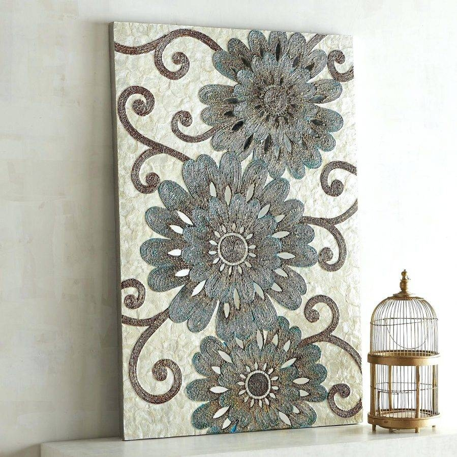 Articles With Capiz Flower Wall Art Tag: Capiz Wall Art (View 9 of 30)