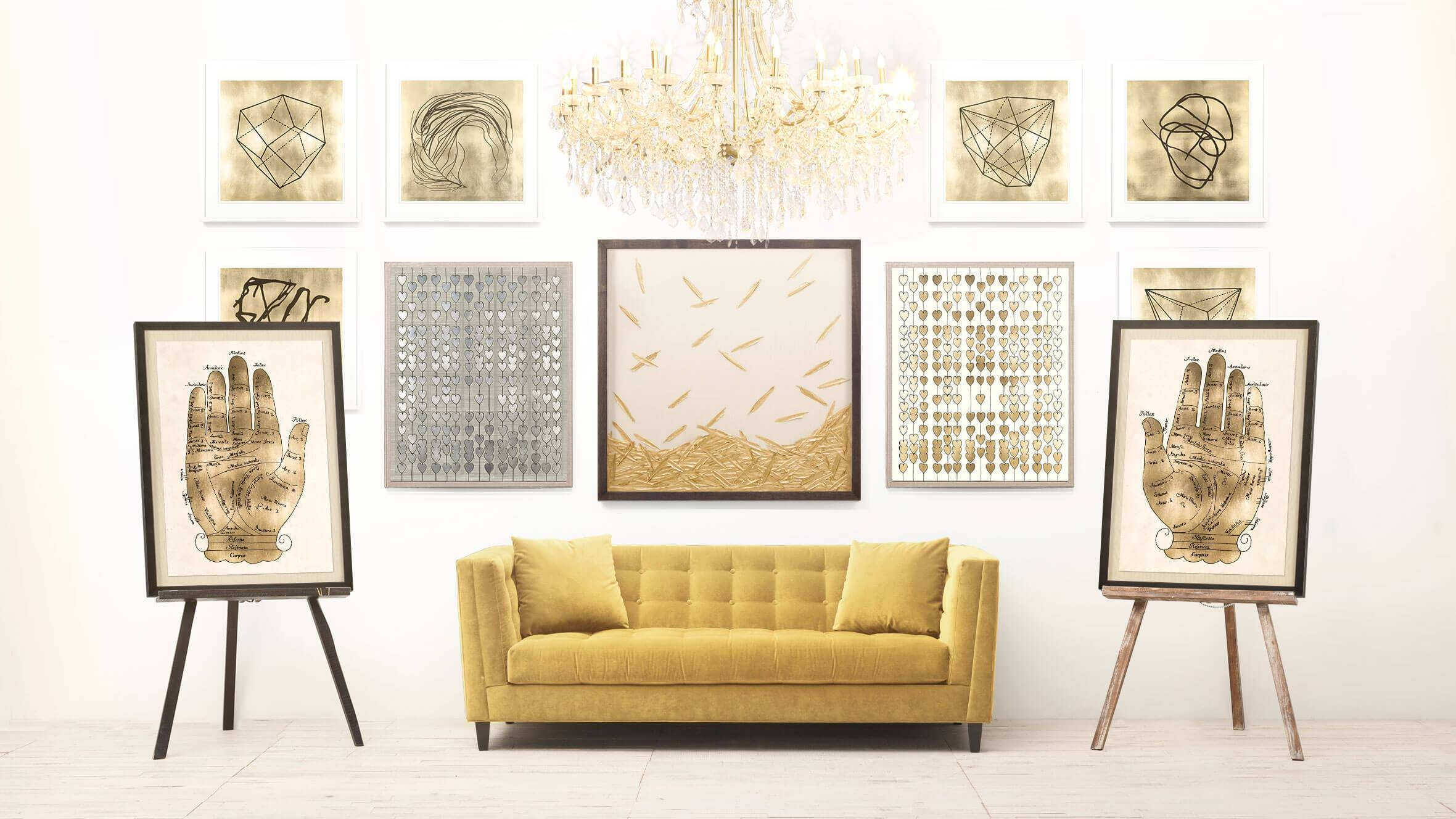 Articles With Capiz Wall Art Chevron Tag: Capiz Wall Art Pictures (View 29 of 30)
