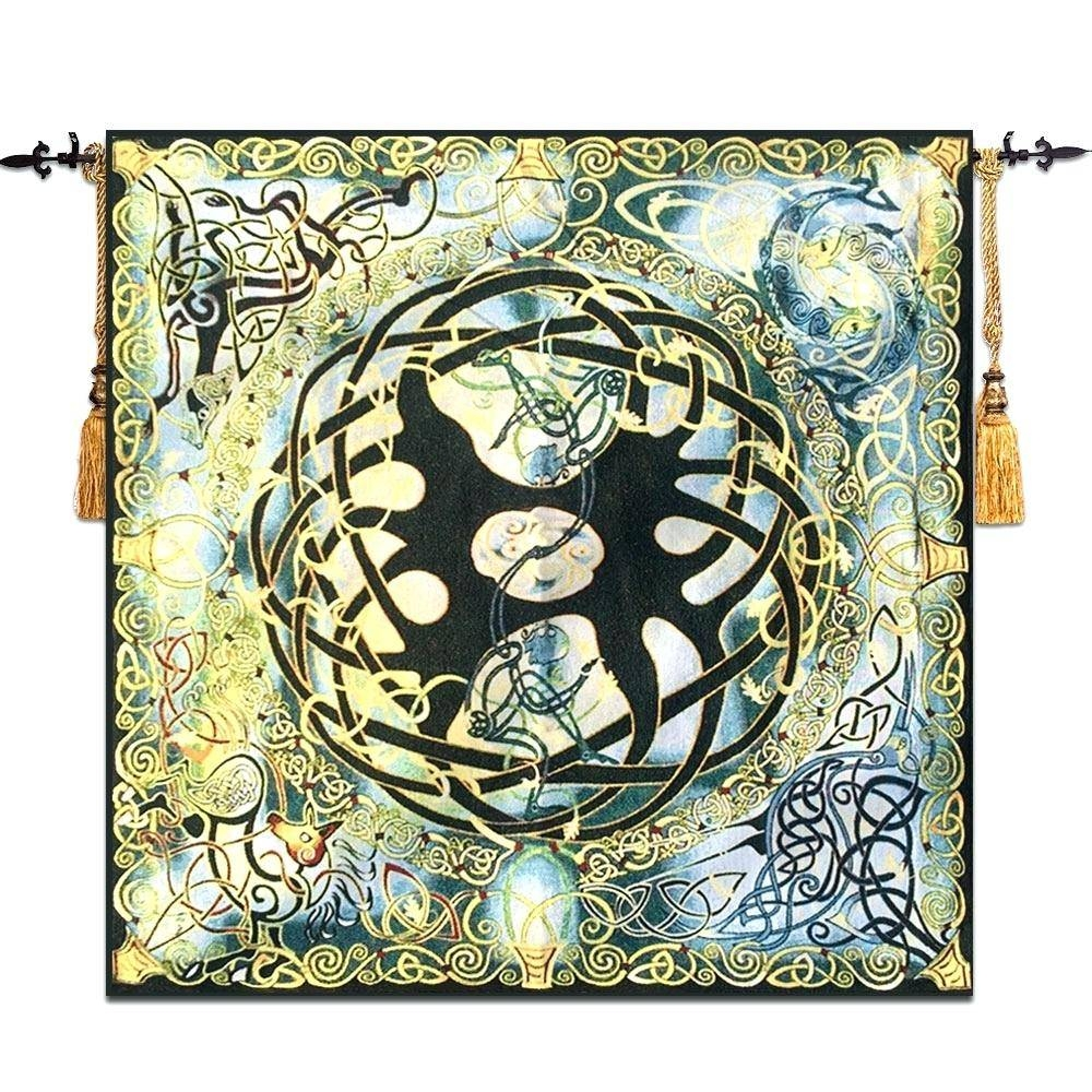 Articles With Celtic Fantasy Art Wallpaper Tag: Celtic Wall Art (View 11 of 30)