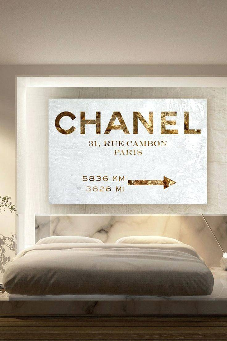 Articles With Coco Chanel Perfume Wall Art Tag: Coco Chanel Wall Art (View 4 of 30)