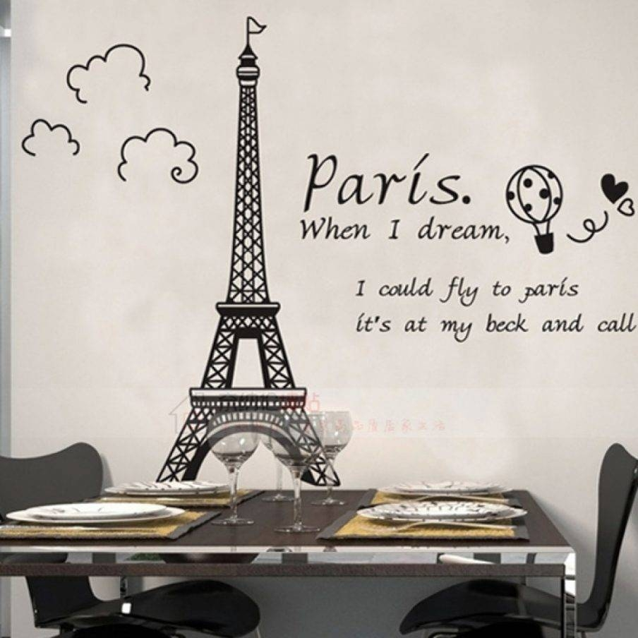 Articles With Eiffel Tower Wall Art Ikea Tag: Eiffel Tower Wall With Current Eiffel Tower Metal Wall Art (View 4 of 30)
