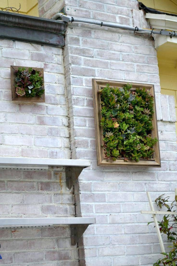 Articles With Garden Wall Decor Pinterest Tag: Enchanting Garden Throughout Most Recent Modern Outdoor Wall Art (View 4 of 20)