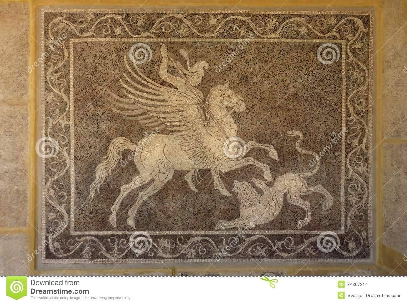 Articles With Greek Ceramic Wall Art Label: Terrific Greek Wall Inside Most Current Greek Wall Art (View 7 of 20)