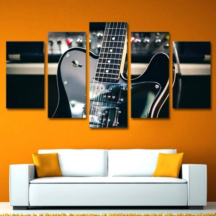 Articles With Guitar Metal Wall Art Uk Tag: Guitar Wall Art (View 4 of 30)