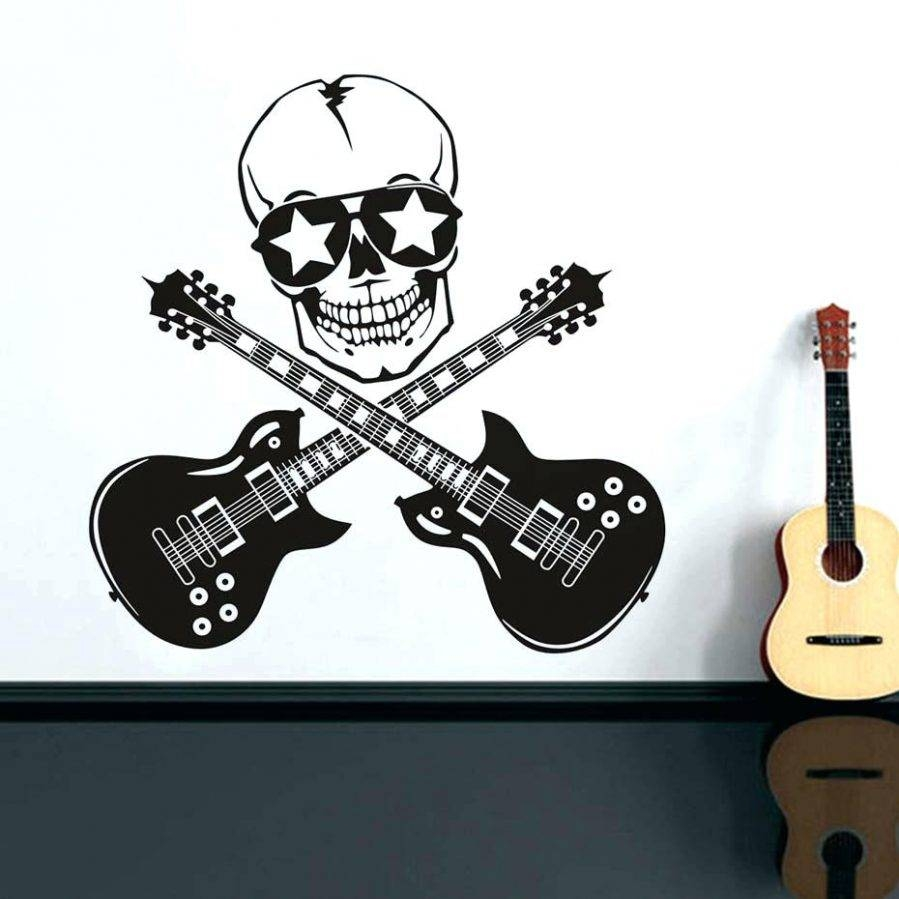 Articles With Guitar Wall Art Metal Tag: Guitar Wall Art (View 7 of 30)