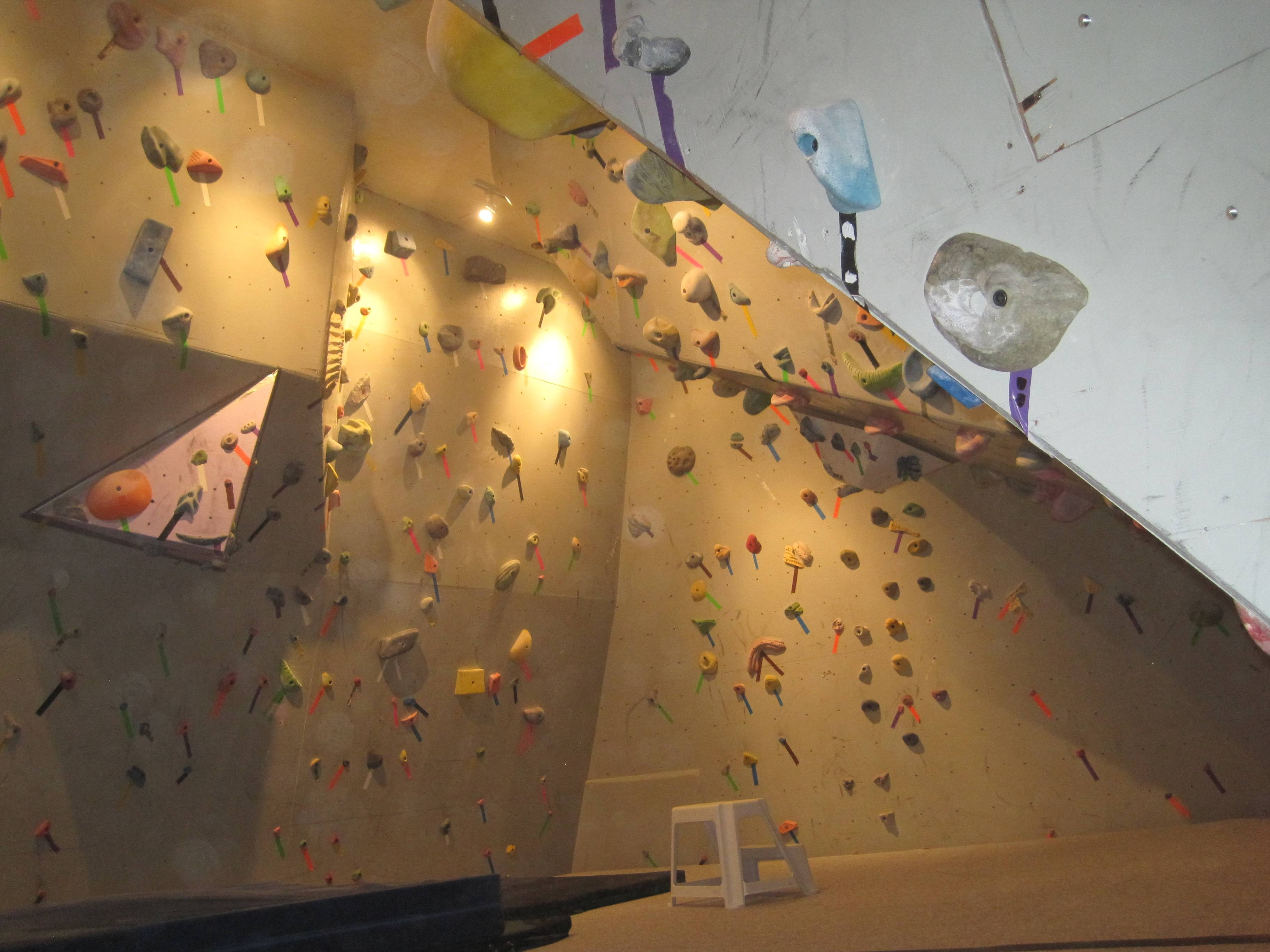 Articles With Home Climbing Wall Cost Tag: Home Climbing Wall Photo (View 2 of 20)