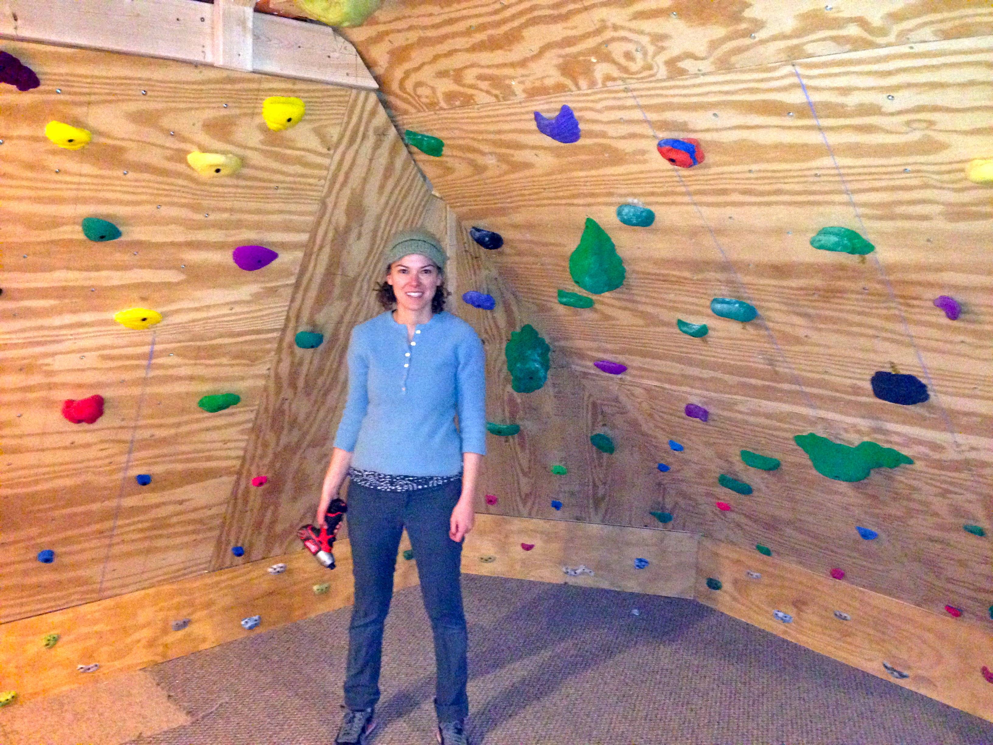 Articles With Homemade Bouldering Wall Plans Tag: Home Climbing For 2017 Home  Bouldering Wall Design