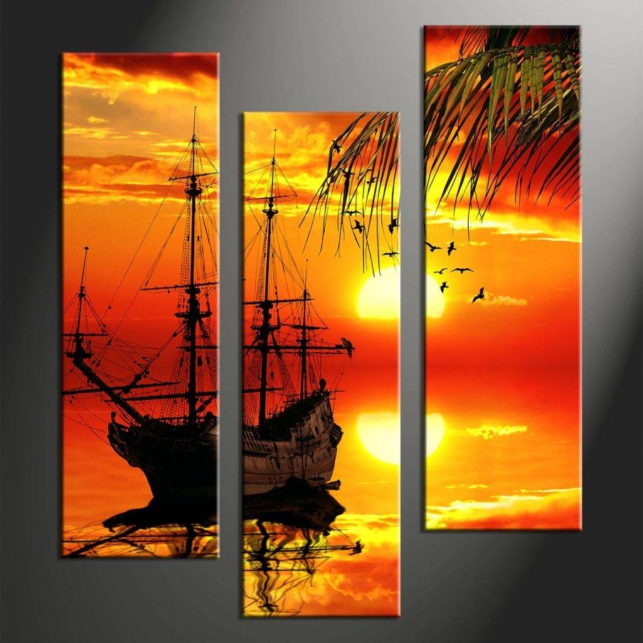 Articles With Large Red Canvas Art Tag: Red Canvas Wall Art Pictures (View 9 of 20)
