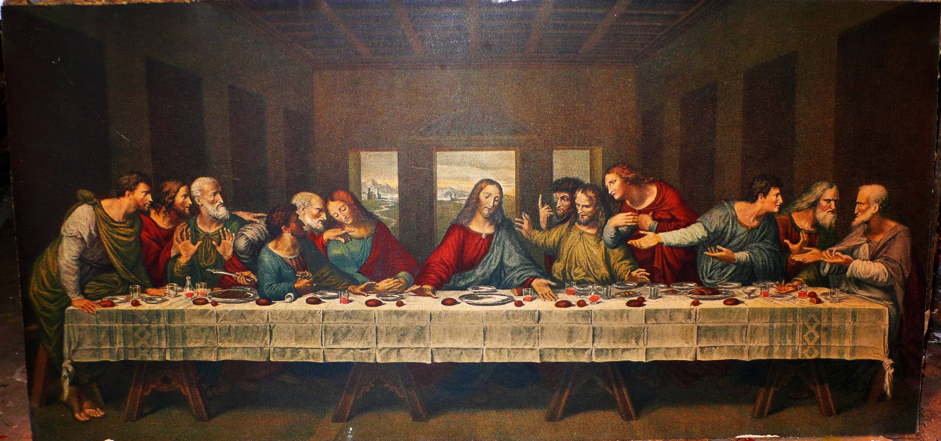 Articles With Last Supper 3d Wall Art Tag: Last Supper Wall Art For Most Recent Last Supper Wall Art (View 18 of 20)