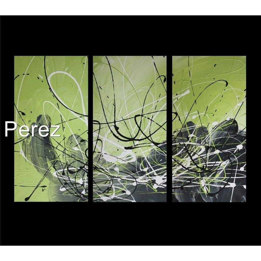 Articles With Lime Green Wall Art Canada Tag: Lime Green Wall Art In Most Popular Lime Green Wall Art (View 4 of 20)