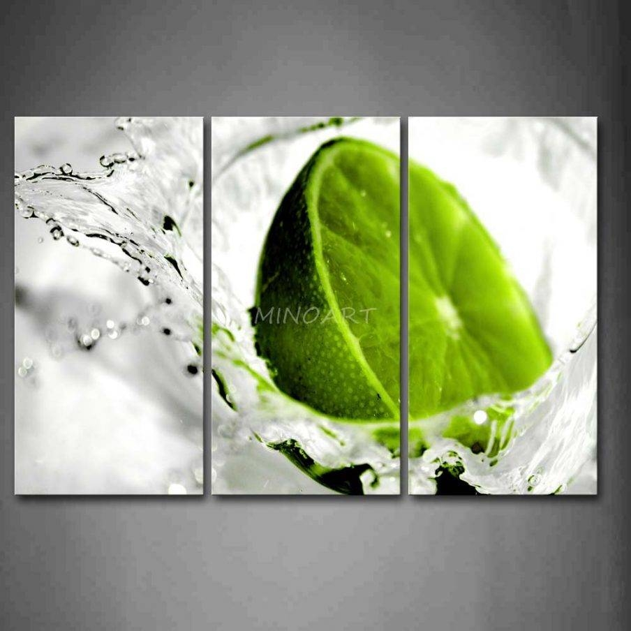 Articles With Lime Green Wall Art Canvas Tag: Green Wall Art For Recent Lime Green Metal Wall Art (View 16 of 20)