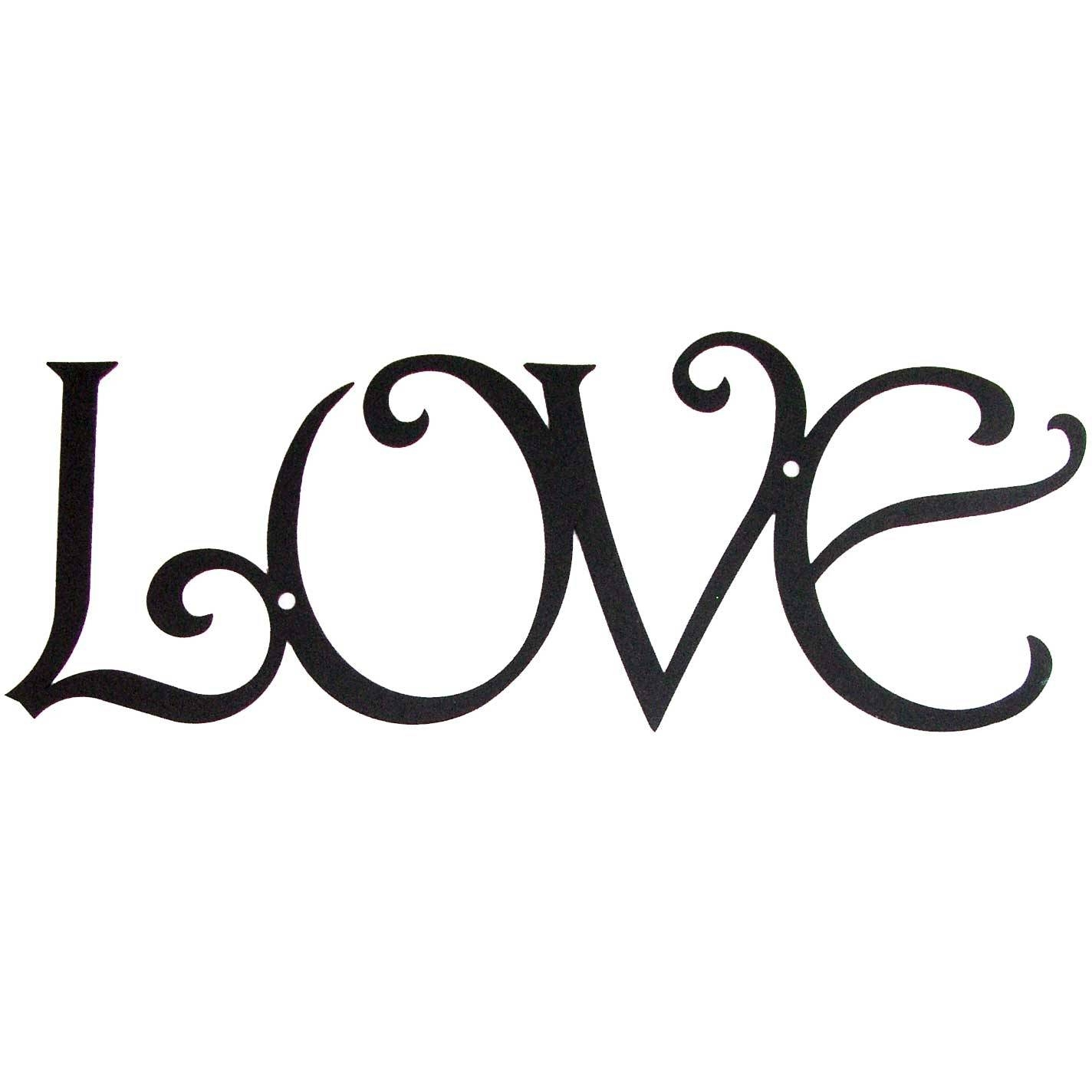 Articles With Live Laugh Love Metal Wall Decor Set Tag: Love Wall Throughout 2017 Live Laugh Love Wall Art Metal (View 20 of 25)