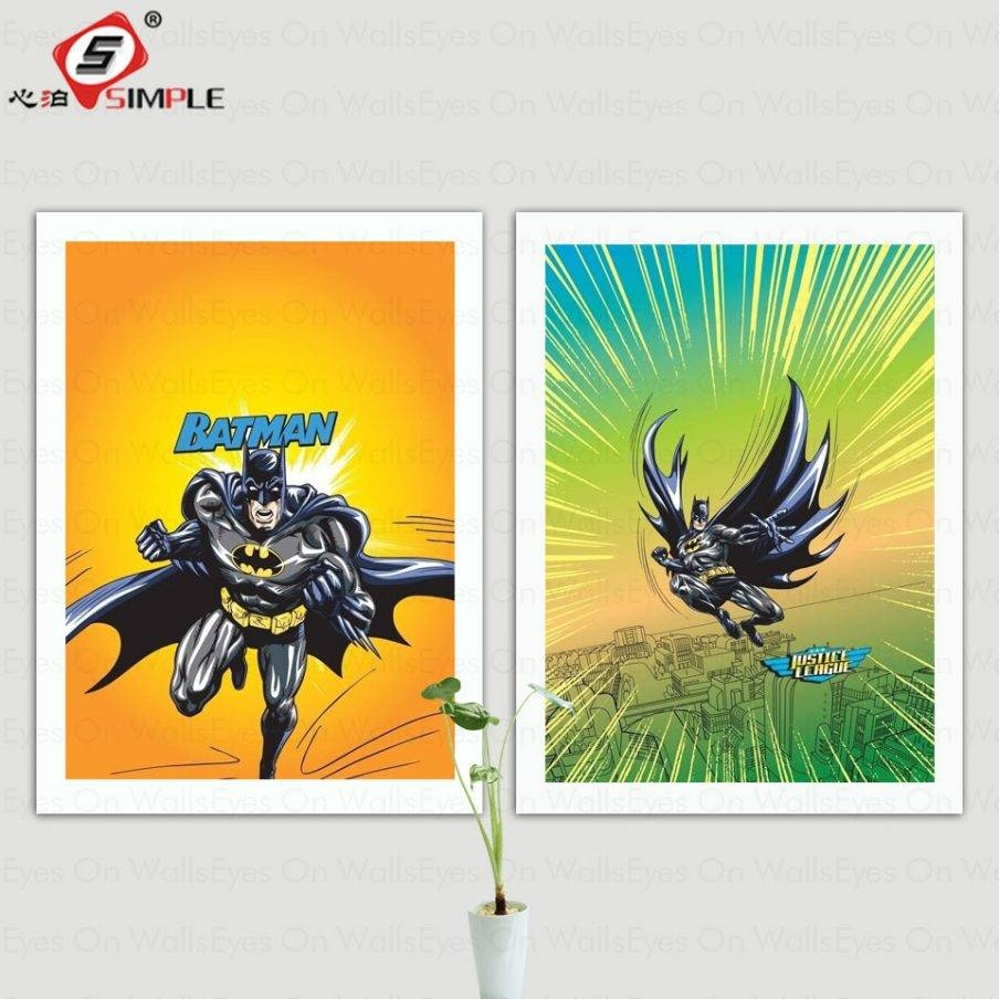 Articles With Marvel 3d Wall Art Uk Tag: Marvel Wall Art Images For Newest Batman 3d Wall Art (View 12 of 20)