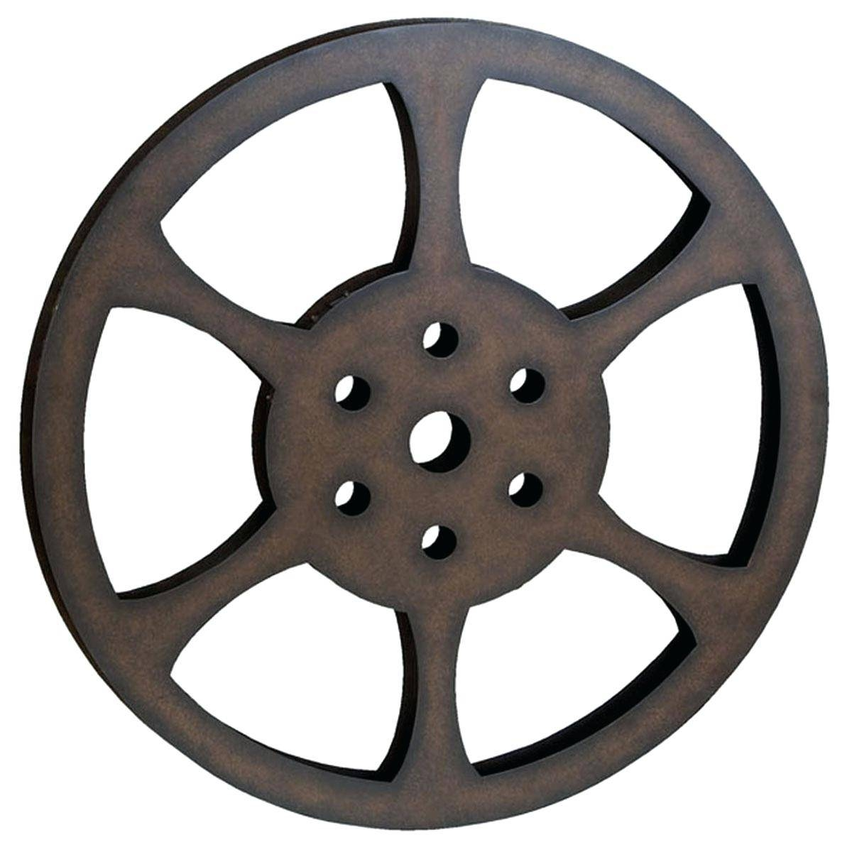 Articles With Metal Film Reel Wall Decor Tag: Movie Reel Wall With Regard To 2018 Film Reel Wall Art (View 4 of 30)