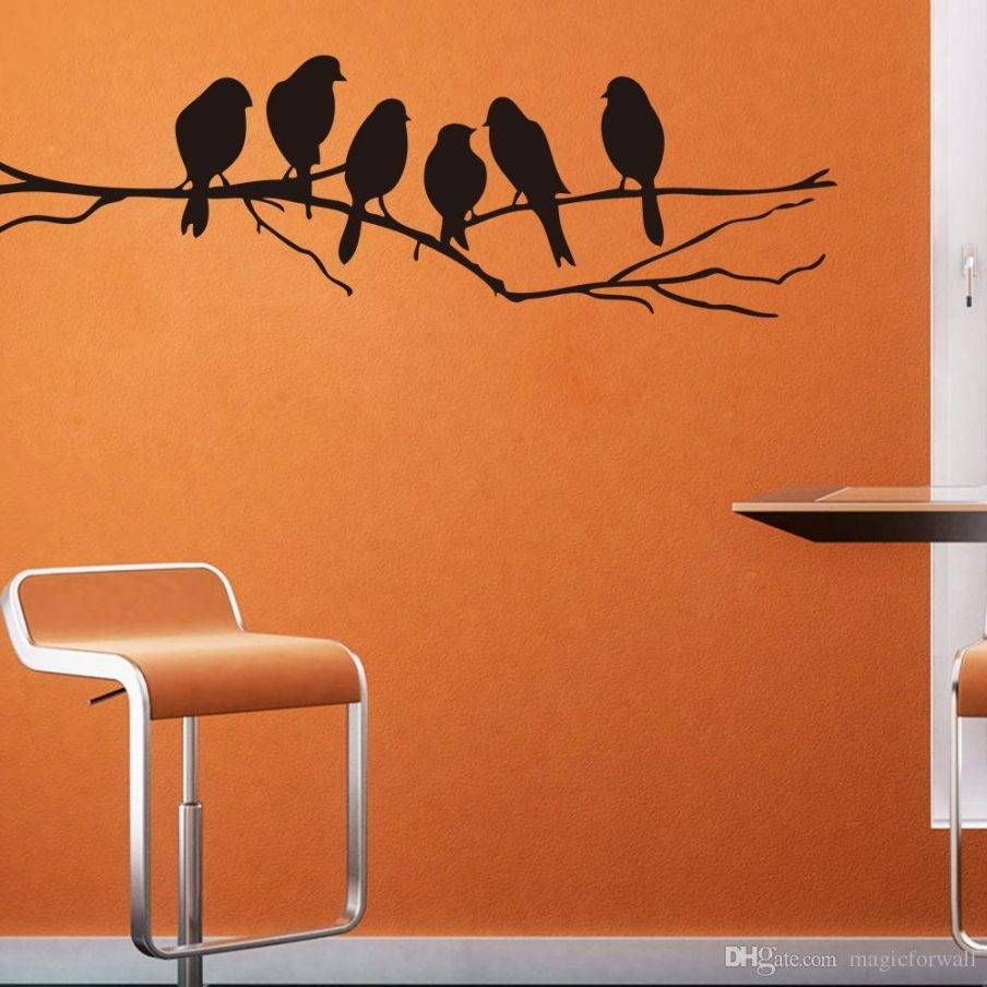 Articles With Metal Flying Birds Wall Decor Tag: Birds Wall Decor With 2017 Ceramic Bird Wall Art (View 9 of 30)