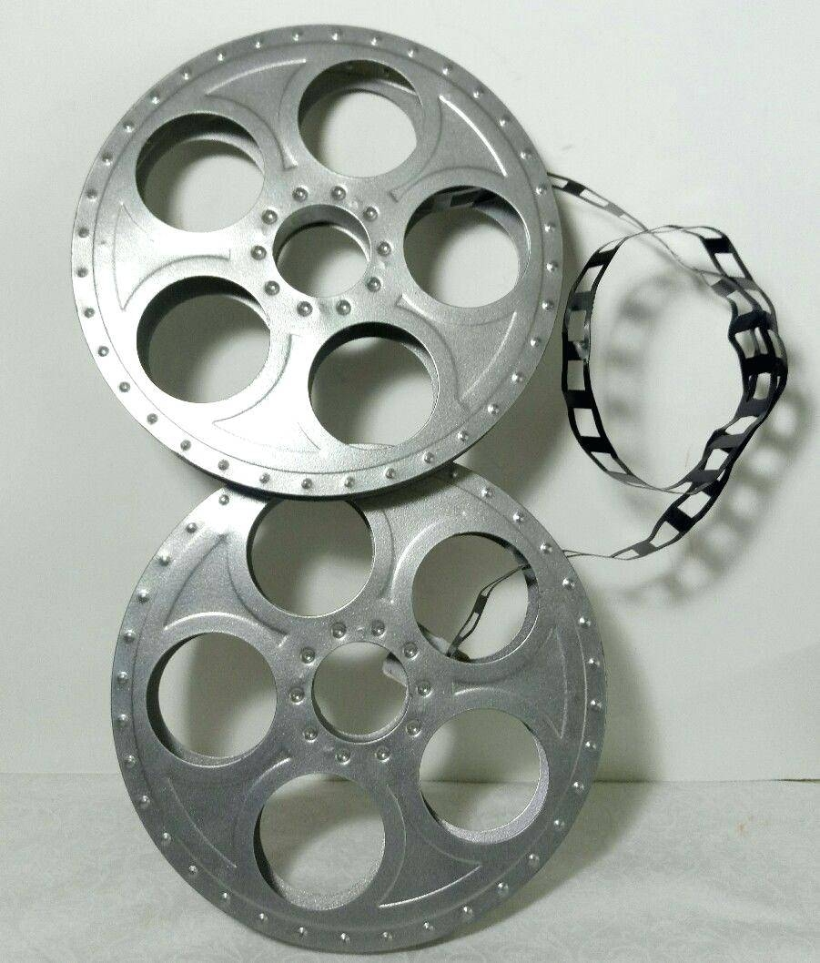 Articles With Metal Movie Reel Wall Decor Tag: Movie Wall Decor Pertaining To Current Film Reel Wall Art (View 5 of 30)
