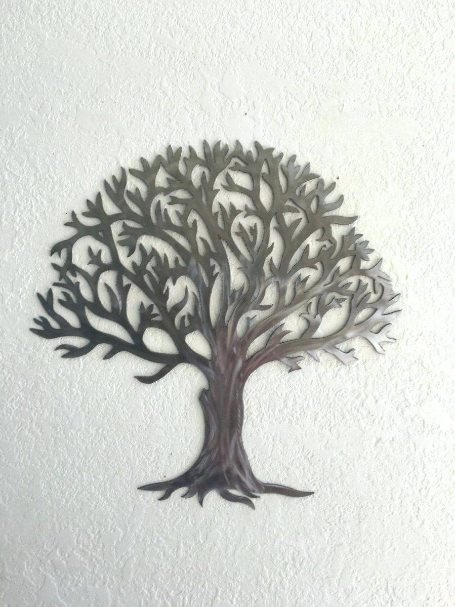 Articles With Metal Tree Wall Art Hobby Lobby Tag: Tree Wall Art For Most Up To Date Metal Oak Tree Wall Art (View 2 of 30)