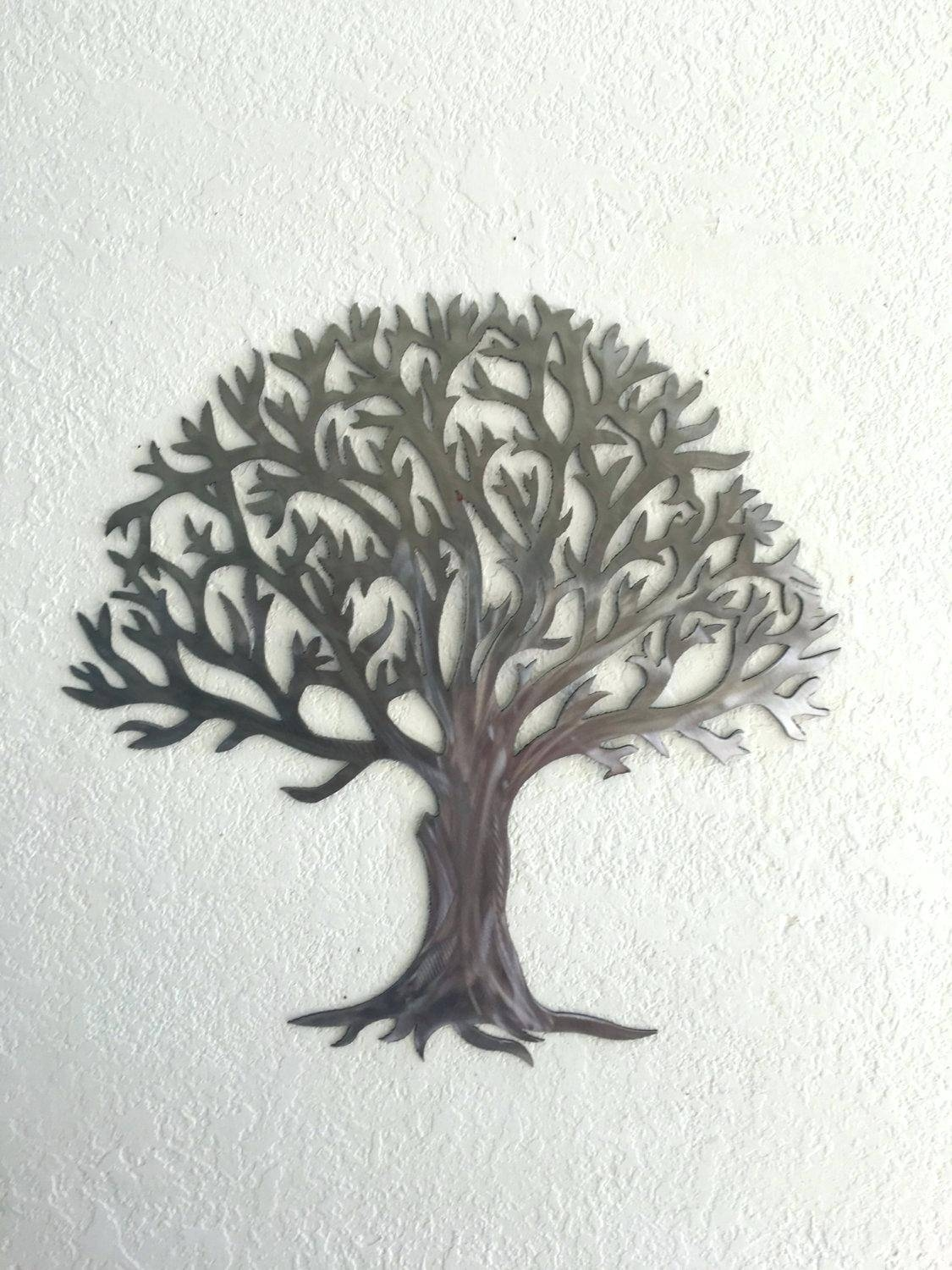 Articles With Metal Tree Wall Art Tag: Metal Tree Wall Art (View 1 of 30)