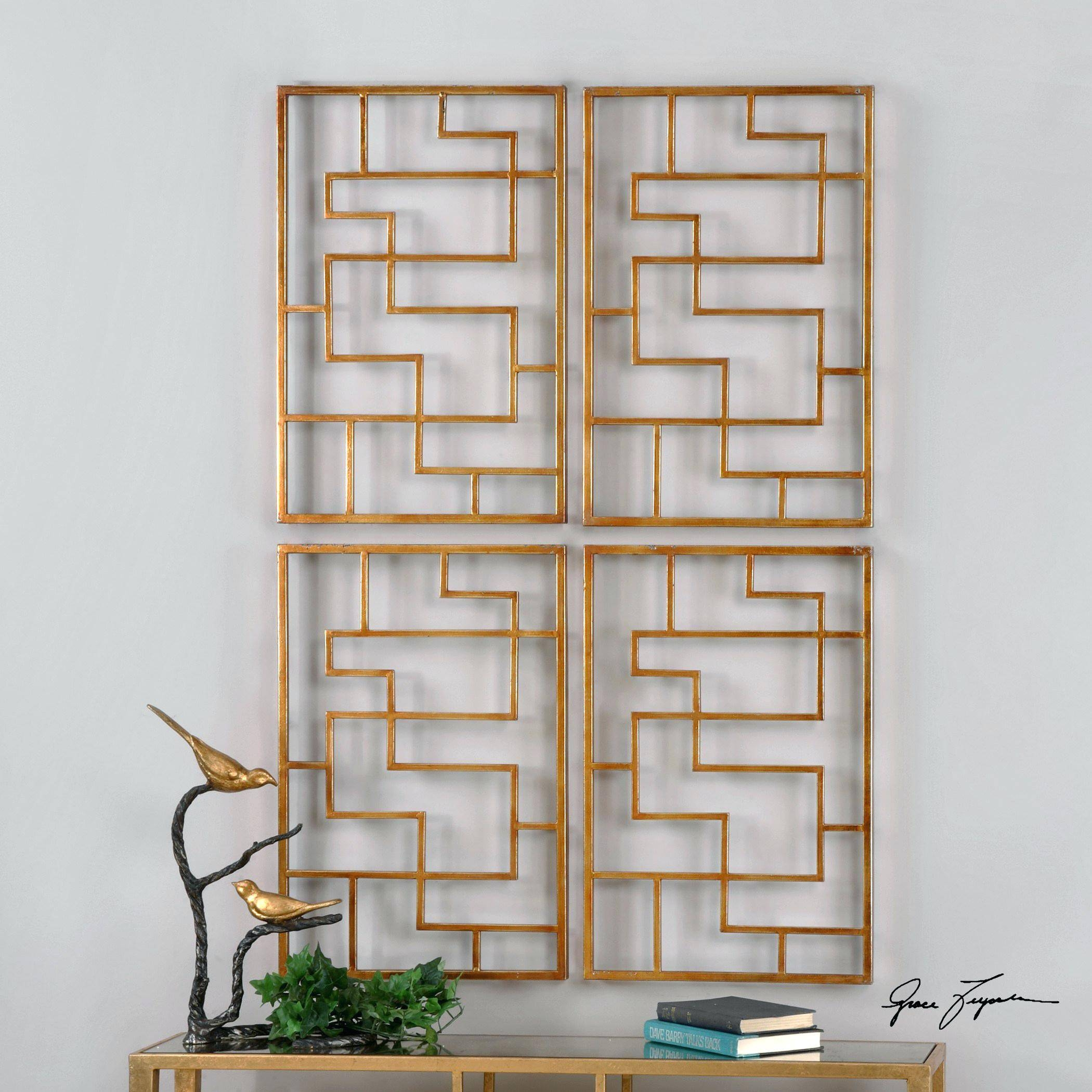 Articles With Metal Wall Art Gold Coast Label: Mesmerizing Gold Within Most Recently Released Gold Coast 3D Wall Art (View 13 of 20)