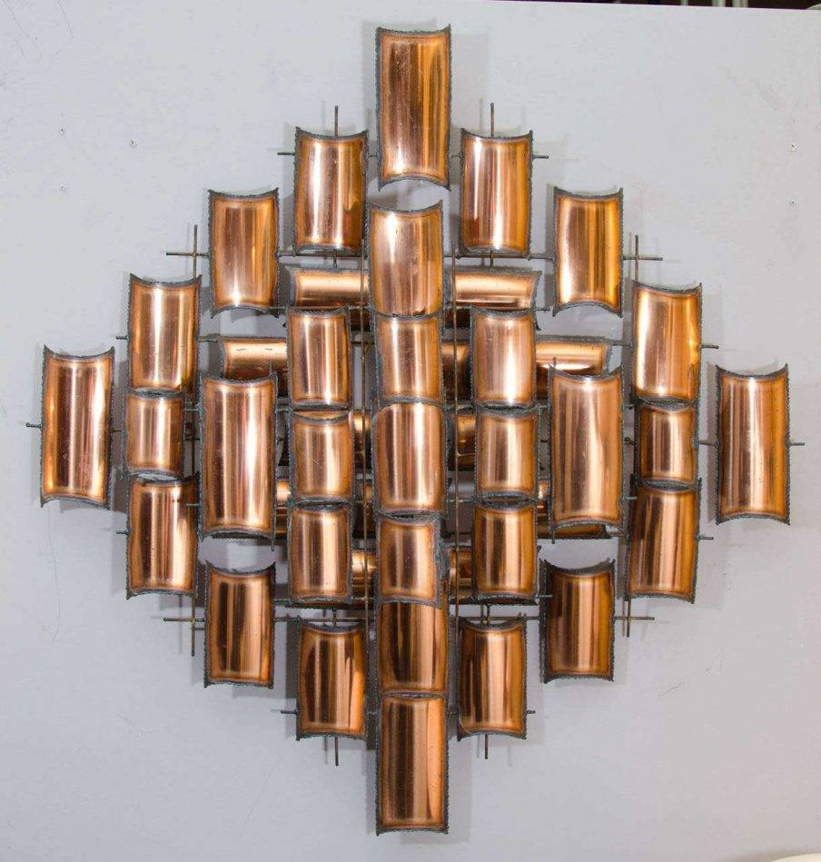 Articles With Modern Copper Wall Art Uk Tag: Copper Wall Art With Recent Large Copper Wall Art (View 8 of 30)