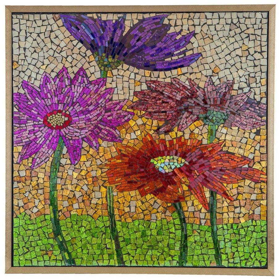 Articles With Mosaic Wall Art Kits Tag: Mosaic Wall Art Design (View 8 of 20)