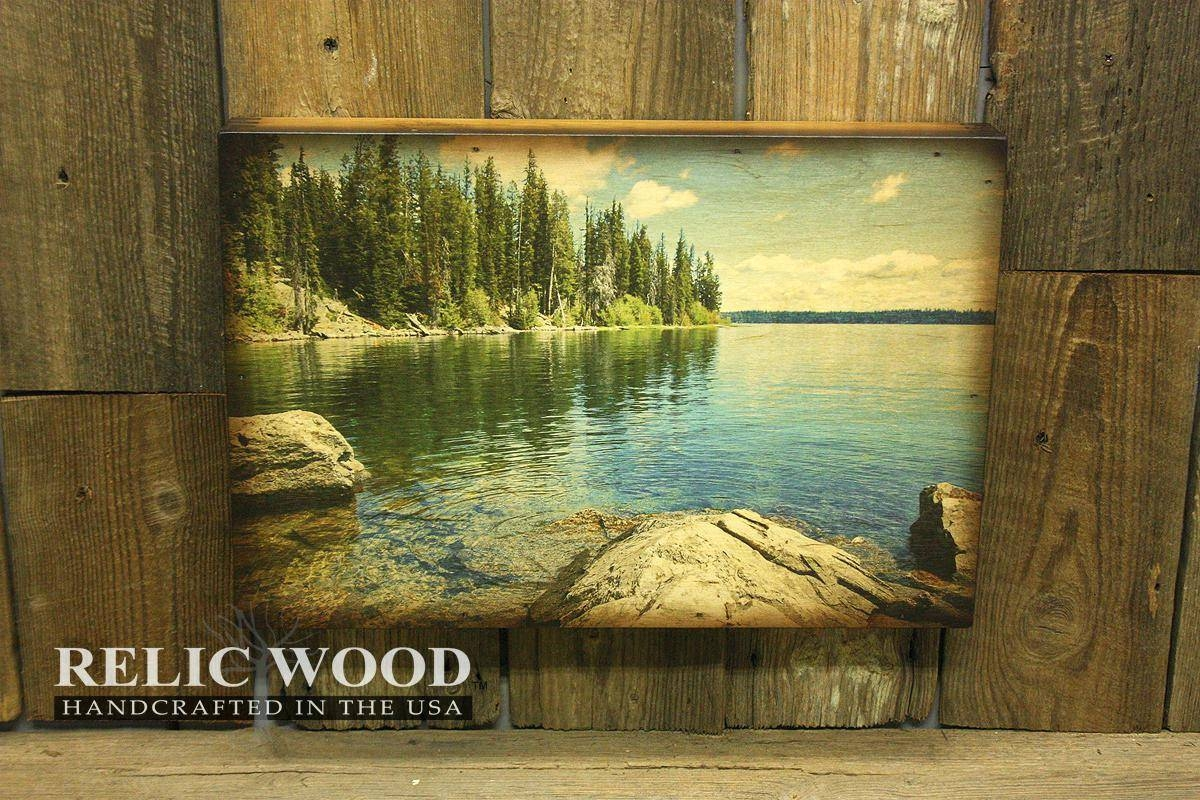Articles With Mountain Scene Metal Wall Art Tag: Mountain Wall Art (View 4 of 30)