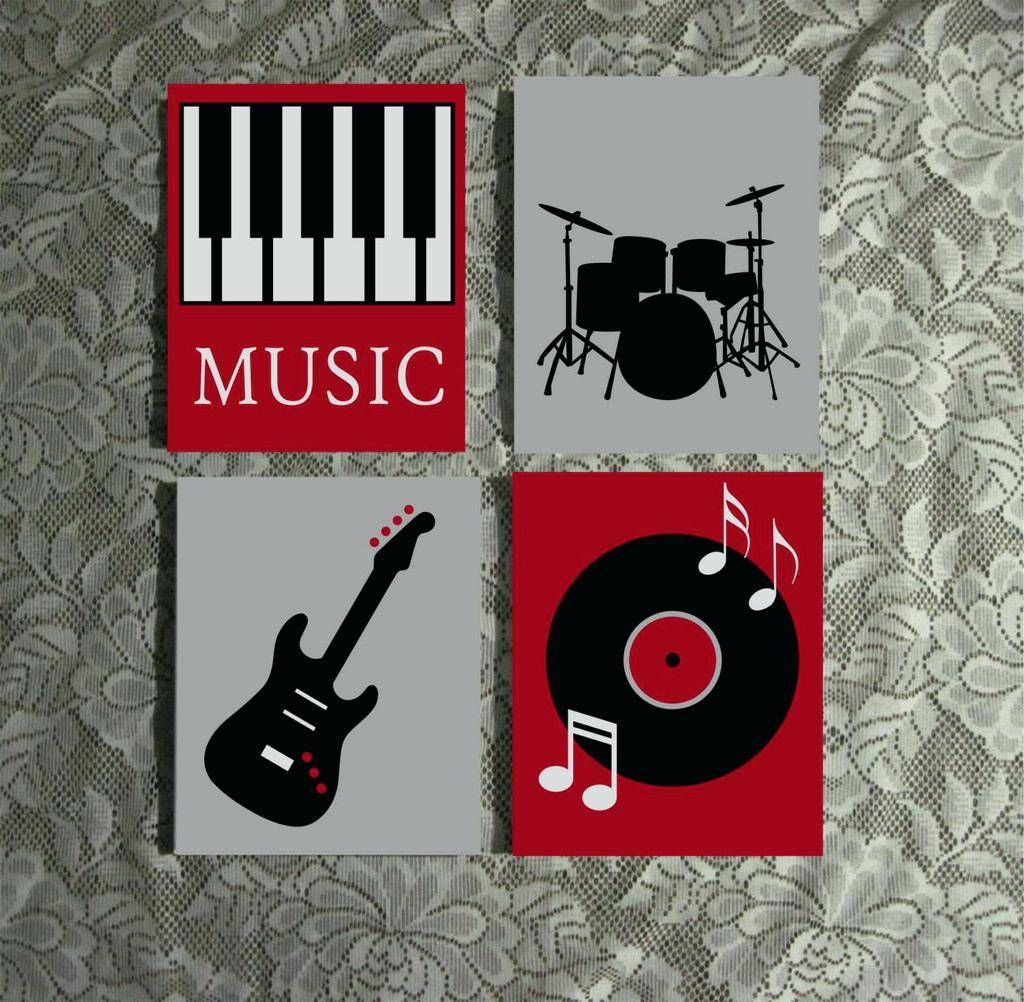 Articles With Musical Instrument Wall Decor Tag: Musical Wall Decor (View 5 of 25)