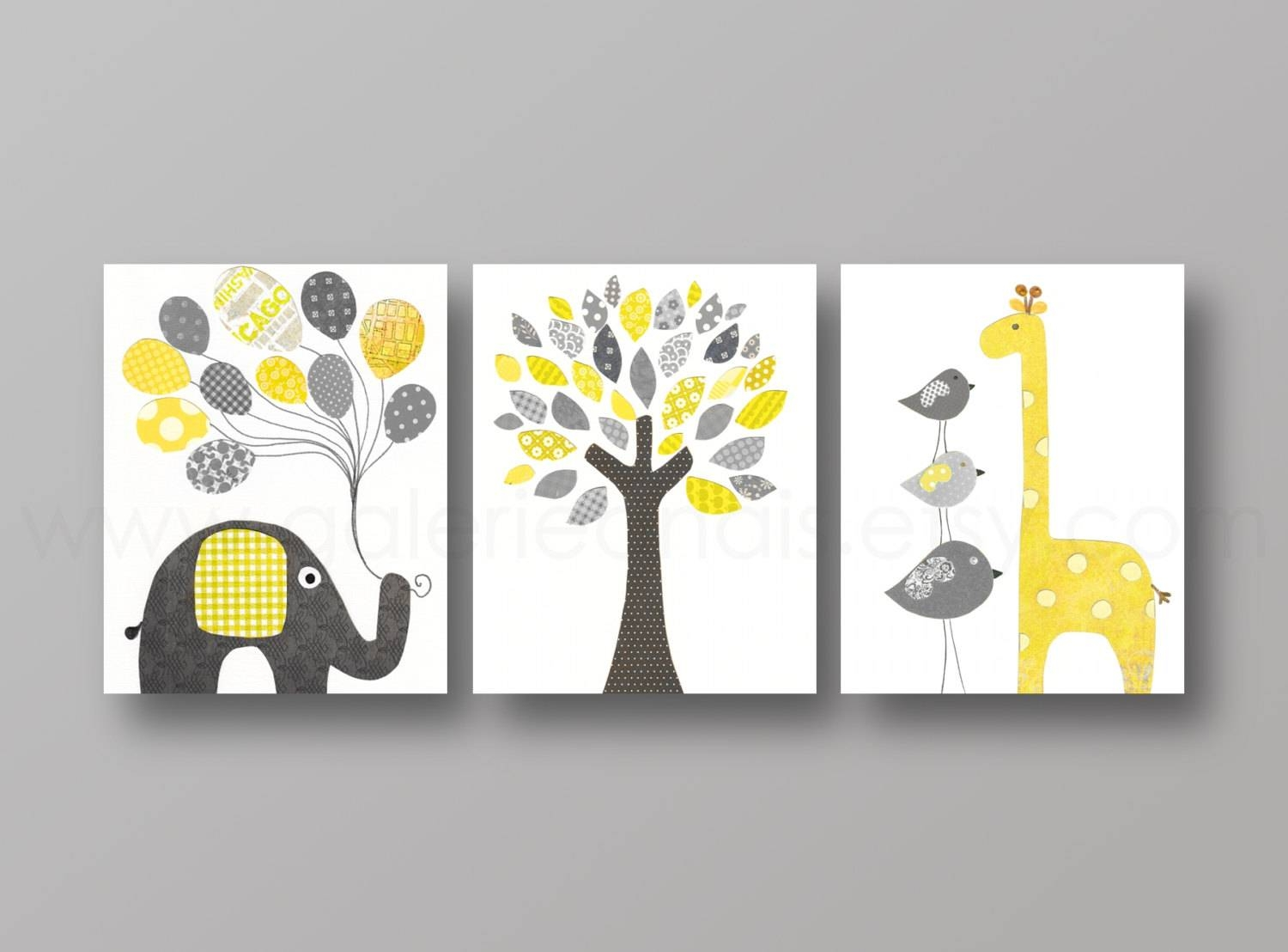 Articles With Nursery Wall Art Baby Name Tag: Nursery Wall Art Photo (View 2 of 20)