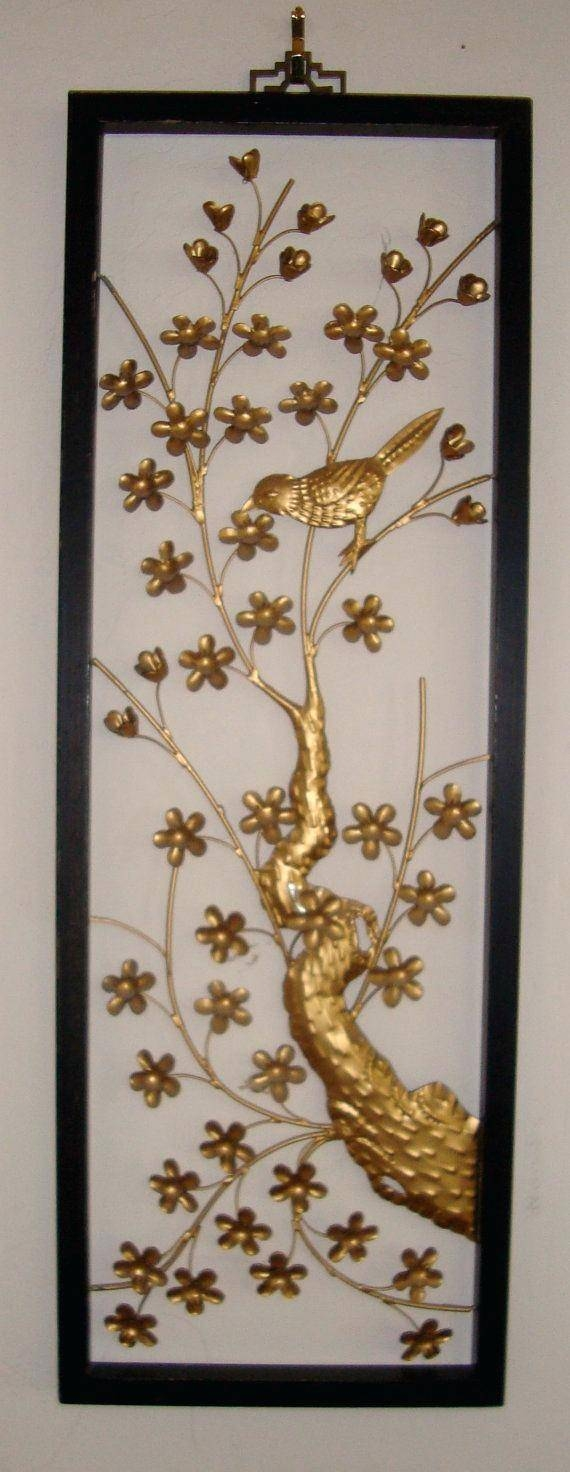 Articles With Oriental Wall Art Decor Tag: Asian Wall Art Throughout Most Recent Asian Metal Wall Art (Gallery 2 of 30)