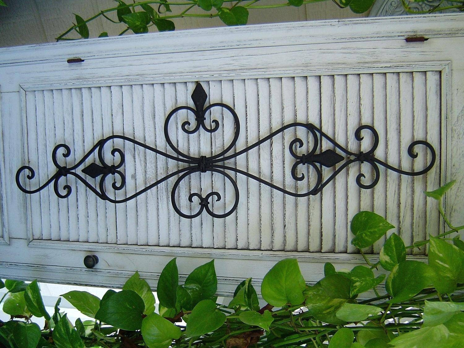 Articles with outdoor wall art metal large tag outdoor wall art throughout most recently released