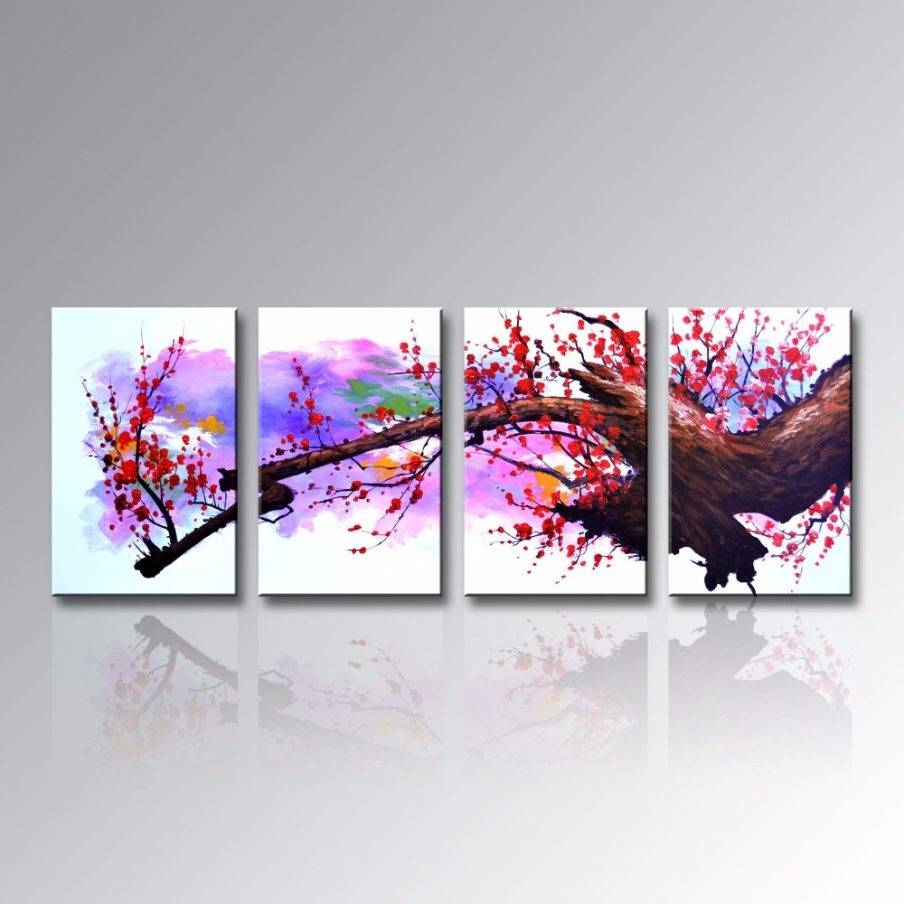 Articles With Plum Canvas Wall Art Uk Tag: Plum Wall Art Design (View 4 of 20)