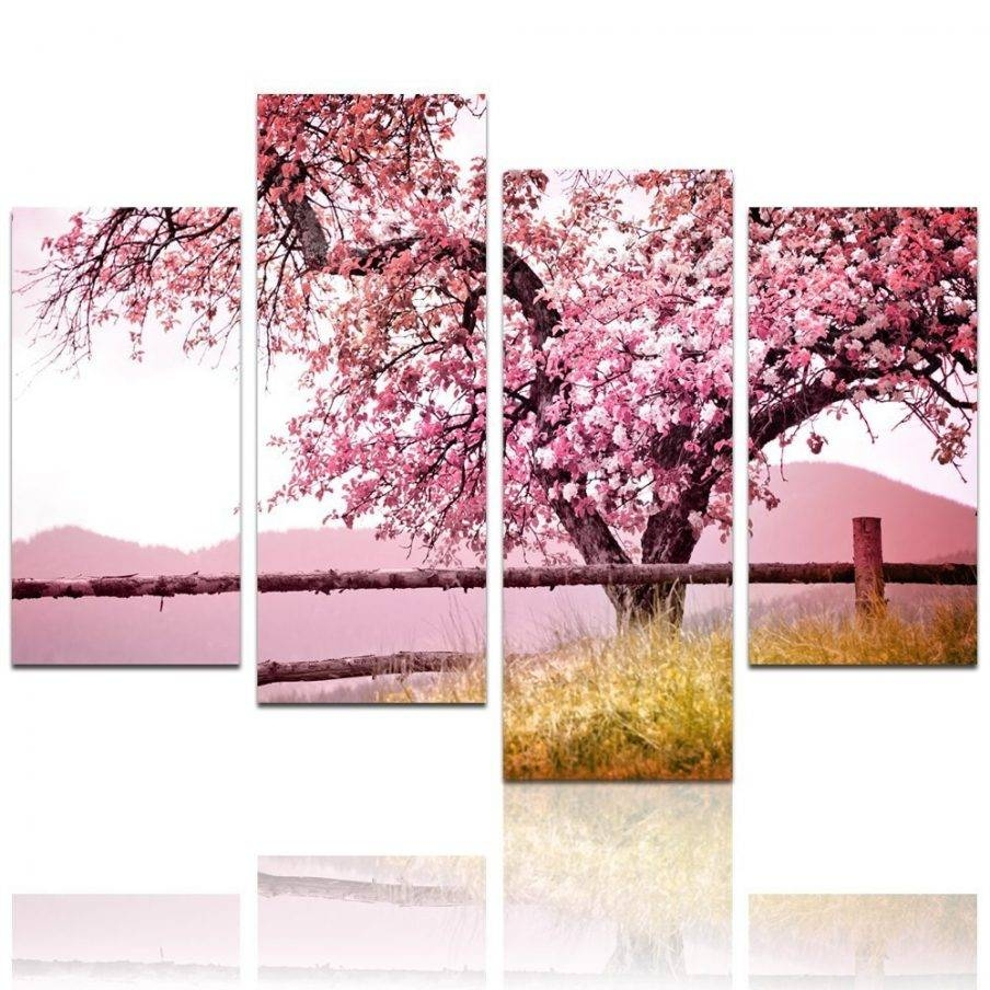 Articles With Plum Flower Wall Art Tag: Plum Wall Art Design (View 4 of 20)