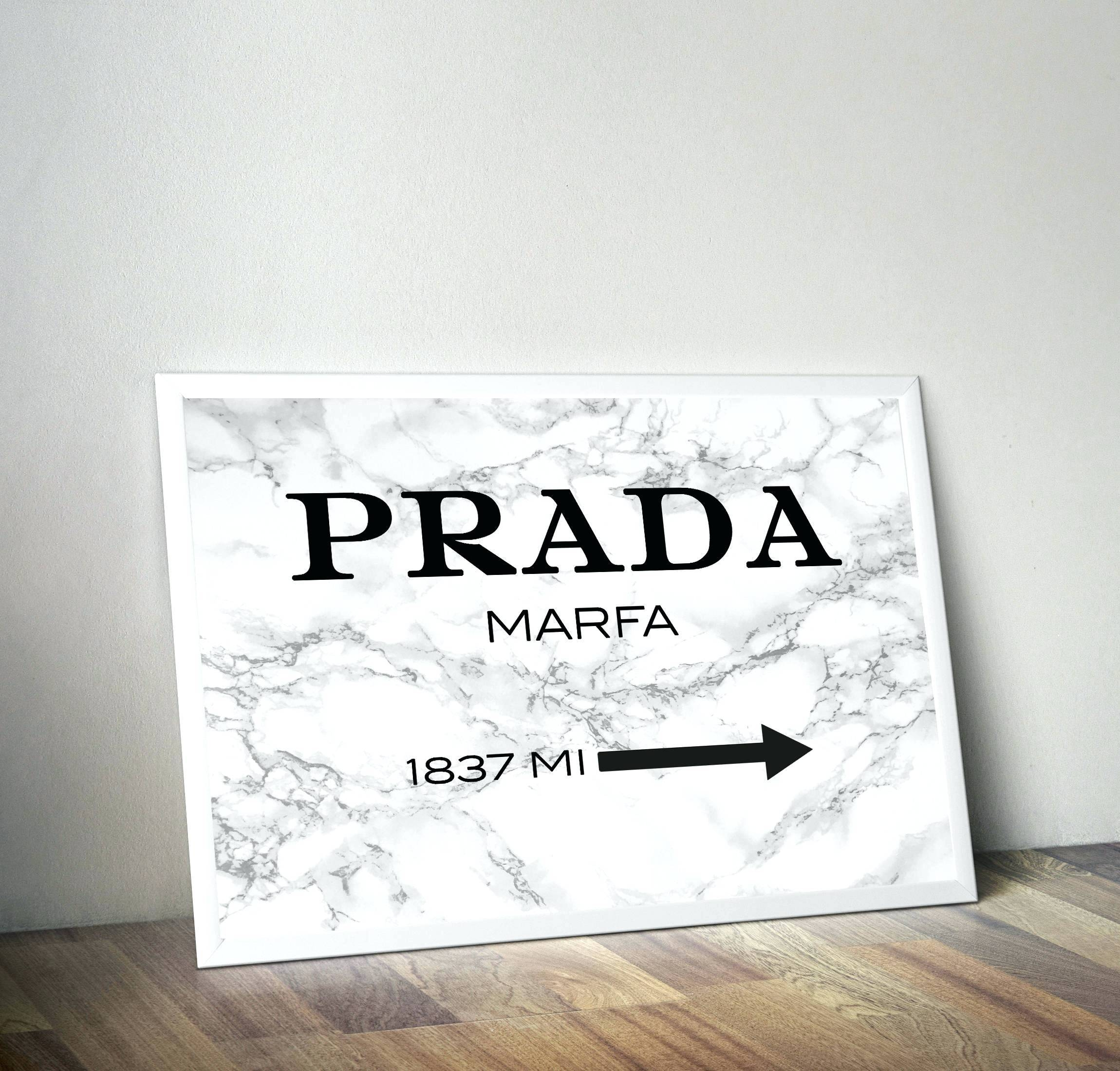Articles With Prada Wall Art Gossip Girl Tag: Prada Wall Art (View 4 of 25)