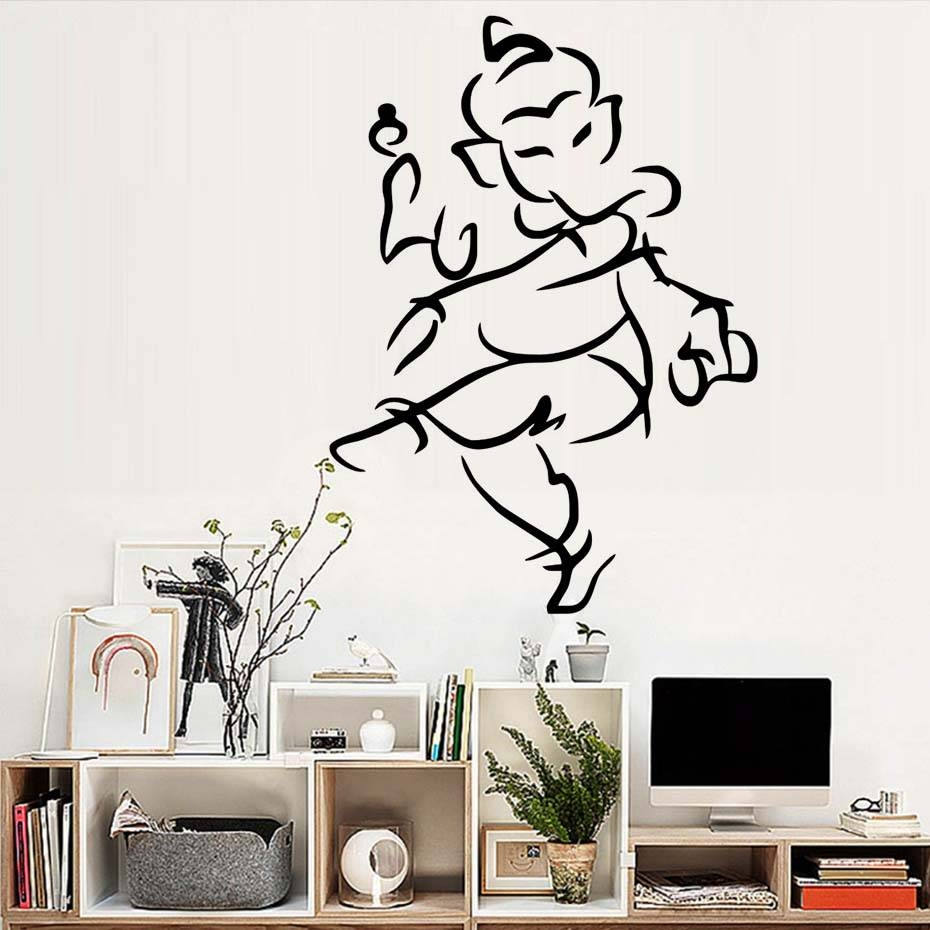 Articles With Quilling Ganesha Wall Art Tag: Ganesh Wall Art With Most Recently Released Ganesh Wall Art (View 8 of 20)