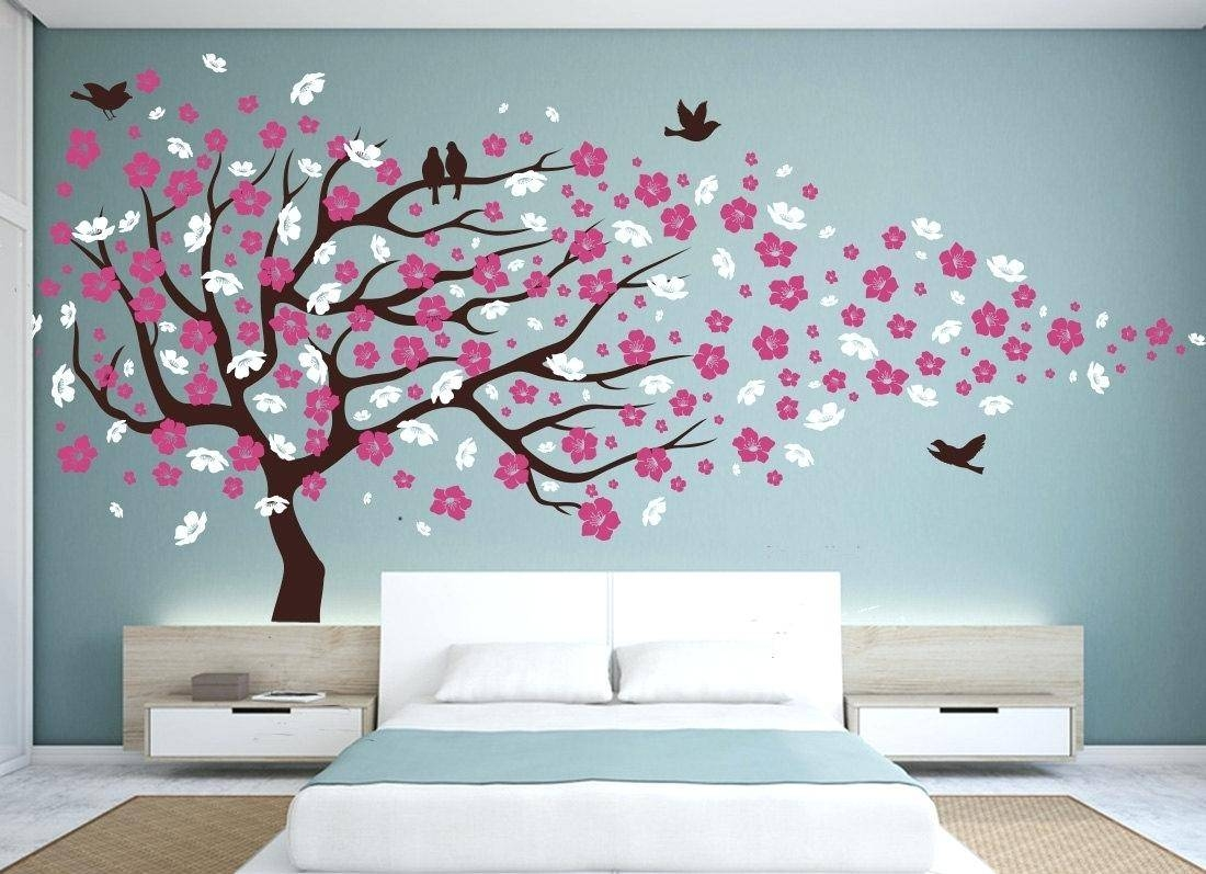 Articles With Red Cherry Blossom Wall Decor Tag: Cherry Blossom In Most Up To Date Red Cherry Blossom Wall Art (View 6 of 30)