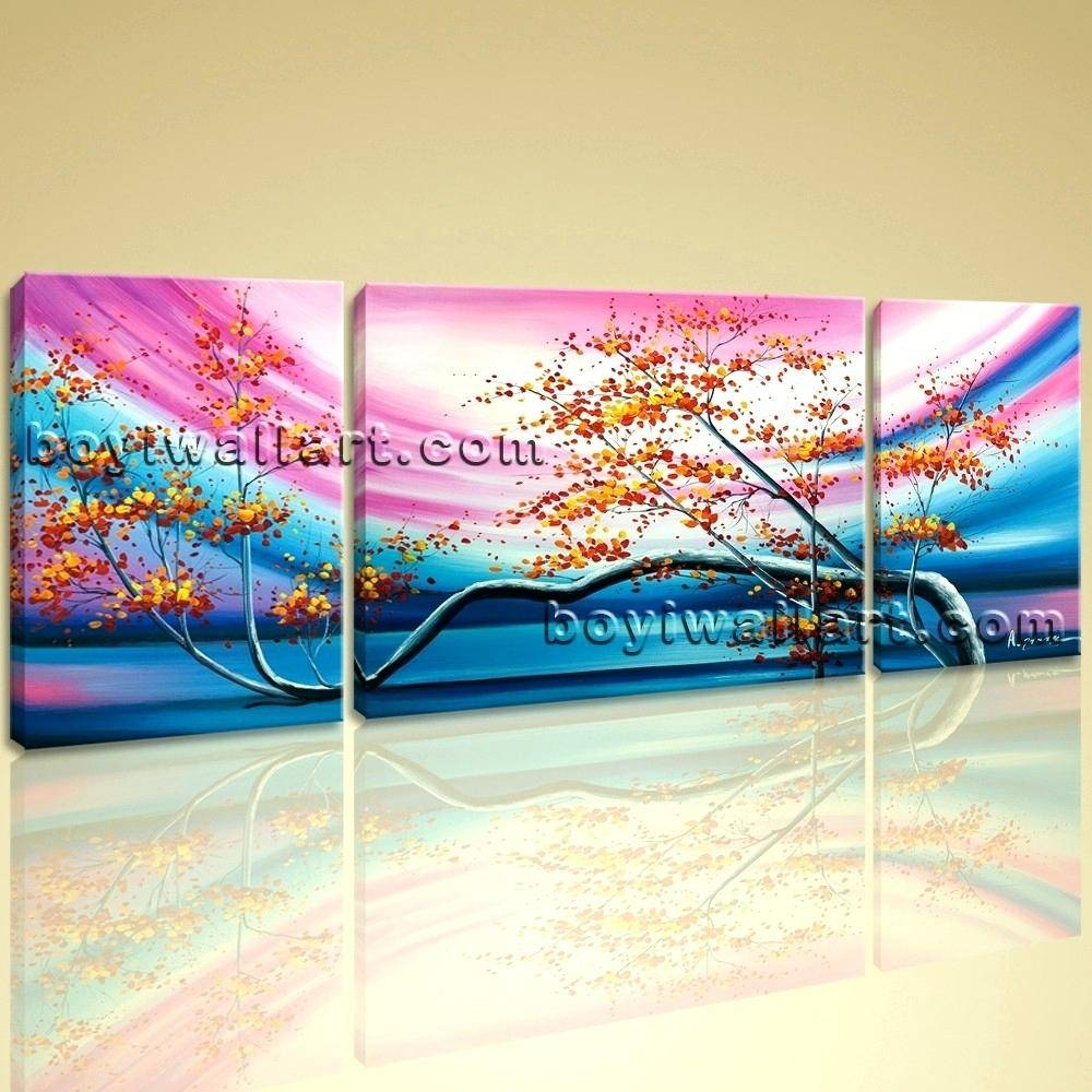 Articles With Red Cherry Blossom Wall Decor Tag: Cherry Blossom Throughout Most Popular Red Cherry Blossom Wall Art (View 20 of 30)