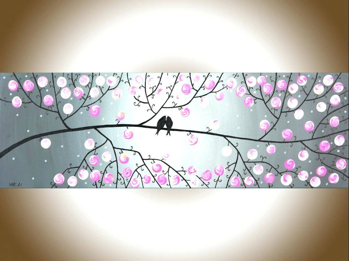 Articles With Red Cherry Blossom Wall Decor Tag: Cherry Blossom Within Newest Red Cherry Blossom Wall Art (View 5 of 30)