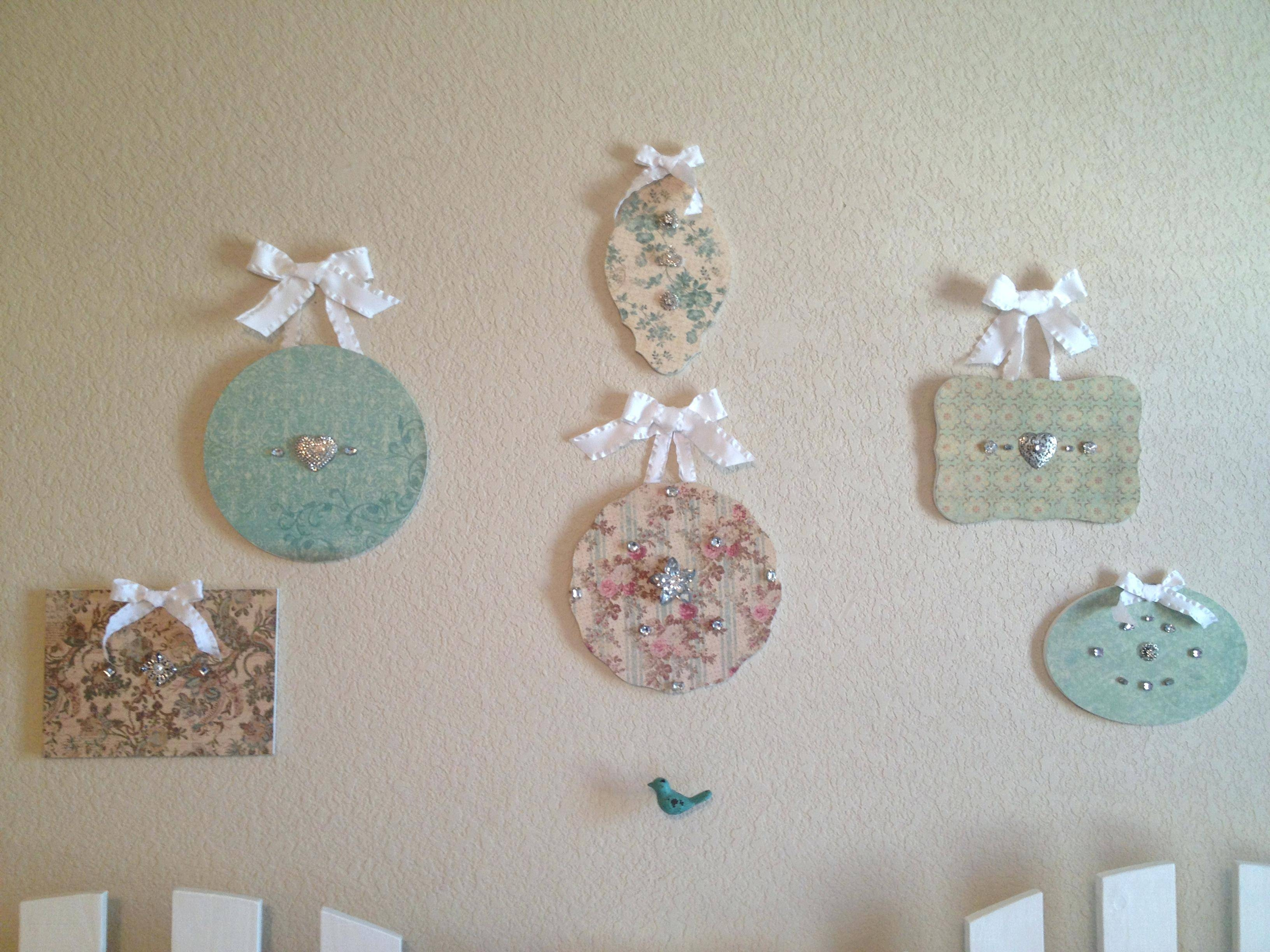 Articles With Shabby Chic Wall Art Decor Tag: Chic Wall Art With Latest Shabby  Chic