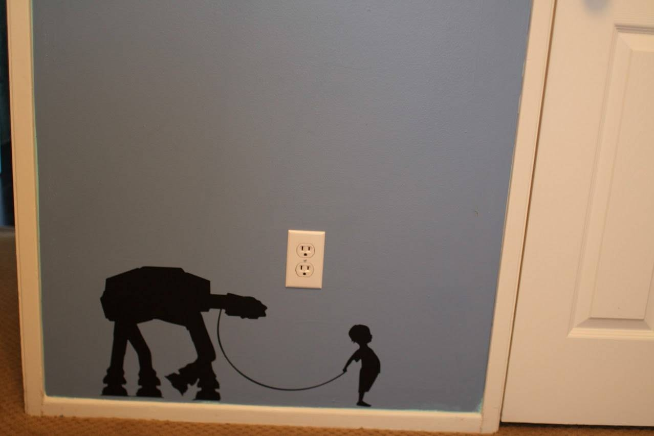 Articles With Star Wars Wall Decor Movie Poster Tag: Star Wars Regarding Latest Lego Star Wars Wall Art (View 13 of 20)