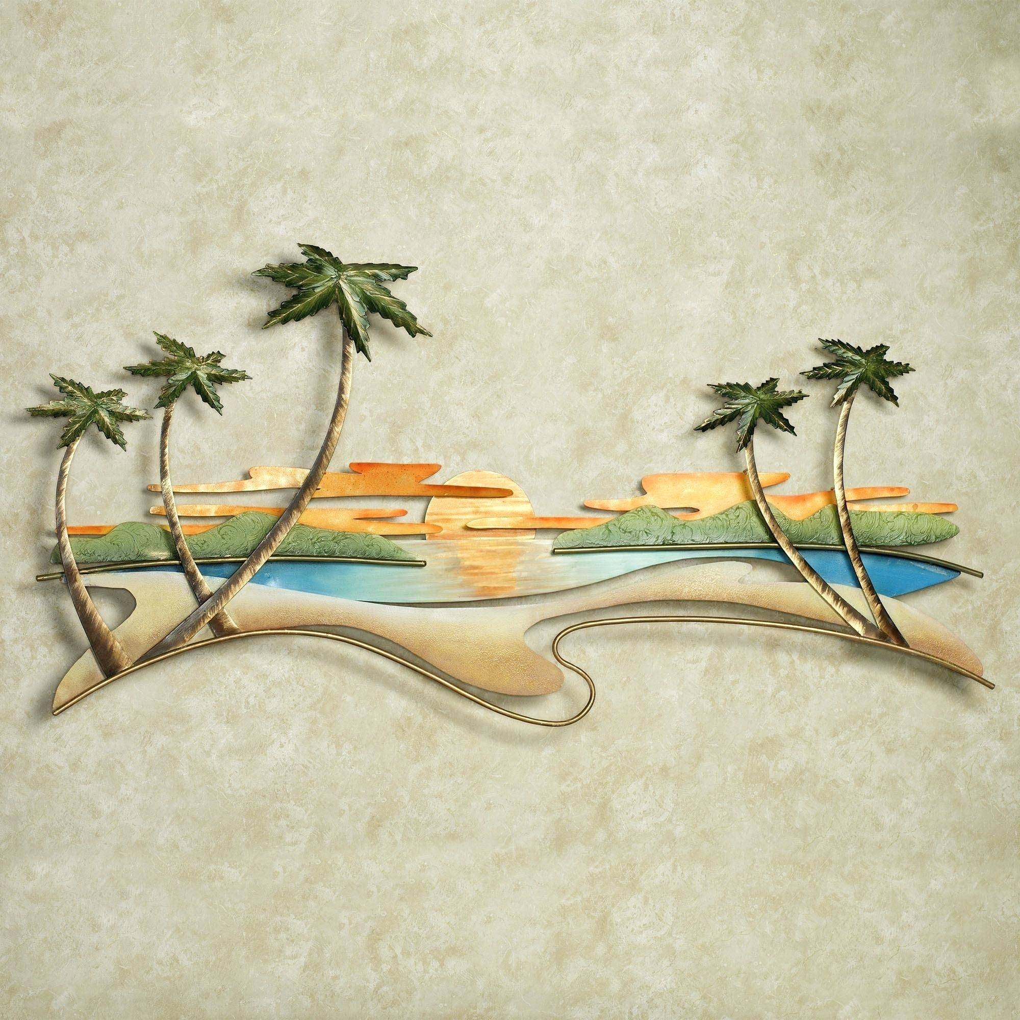 Articles With Tropical Bamboo 3D Metal Wall Art Set Of 2 Tag: Wall Inside Most Recent Bamboo Metal Wall Art (View 5 of 25)