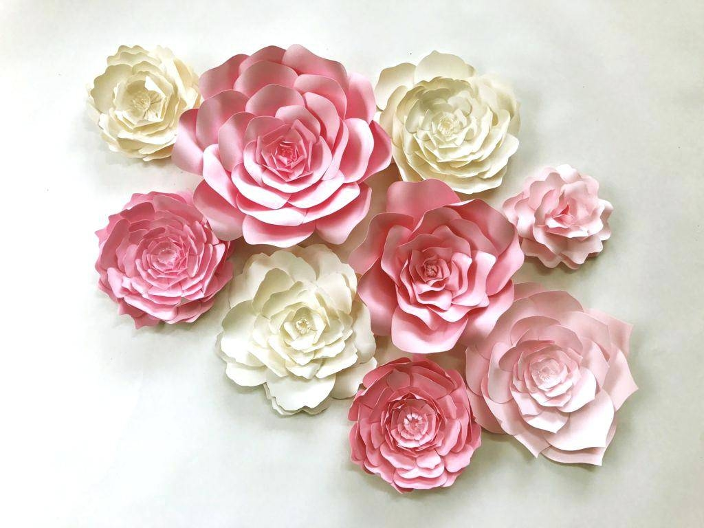Articles With Wall Decor Ceramic Flowers Tag: Wall Decor Flowers (View 23 of 30)