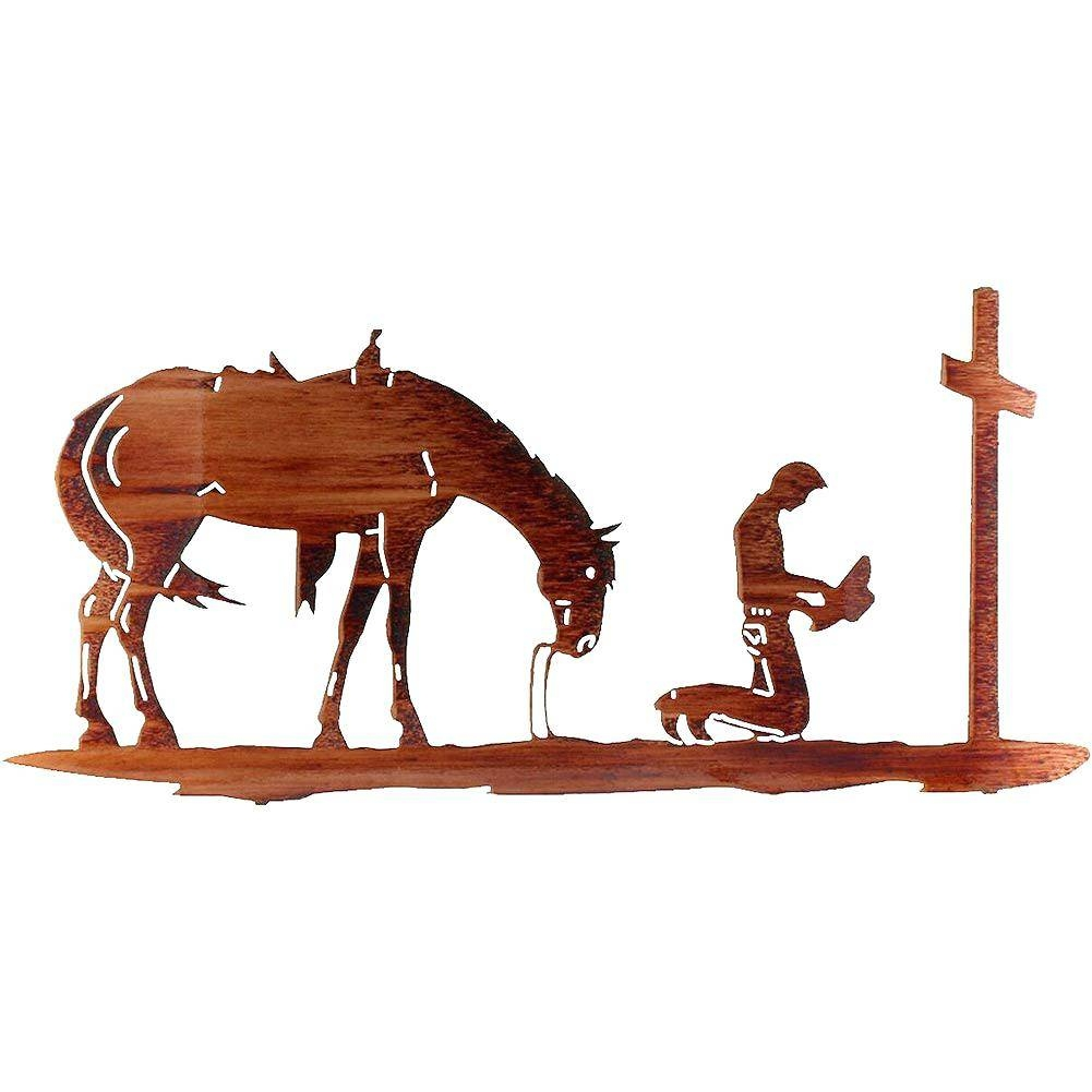 Articles With Western Metal Wall Art Silhouettes Tag: Western Wall Intended For 2017 Western Metal Wall Art Silhouettes (View 8 of 30)