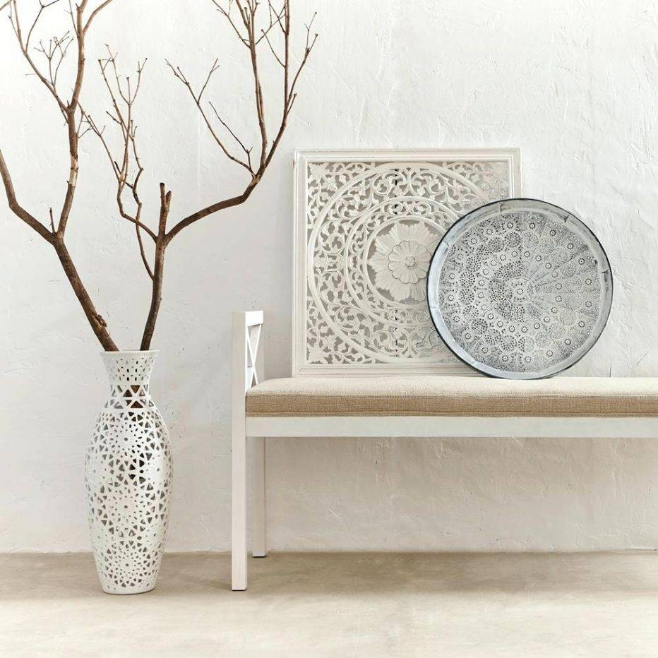 Articles With White Wood Wall Decor Tag: Mesmerizing White Wood Intended For Most Current White Wooden Wall Art (View 4 of 20)