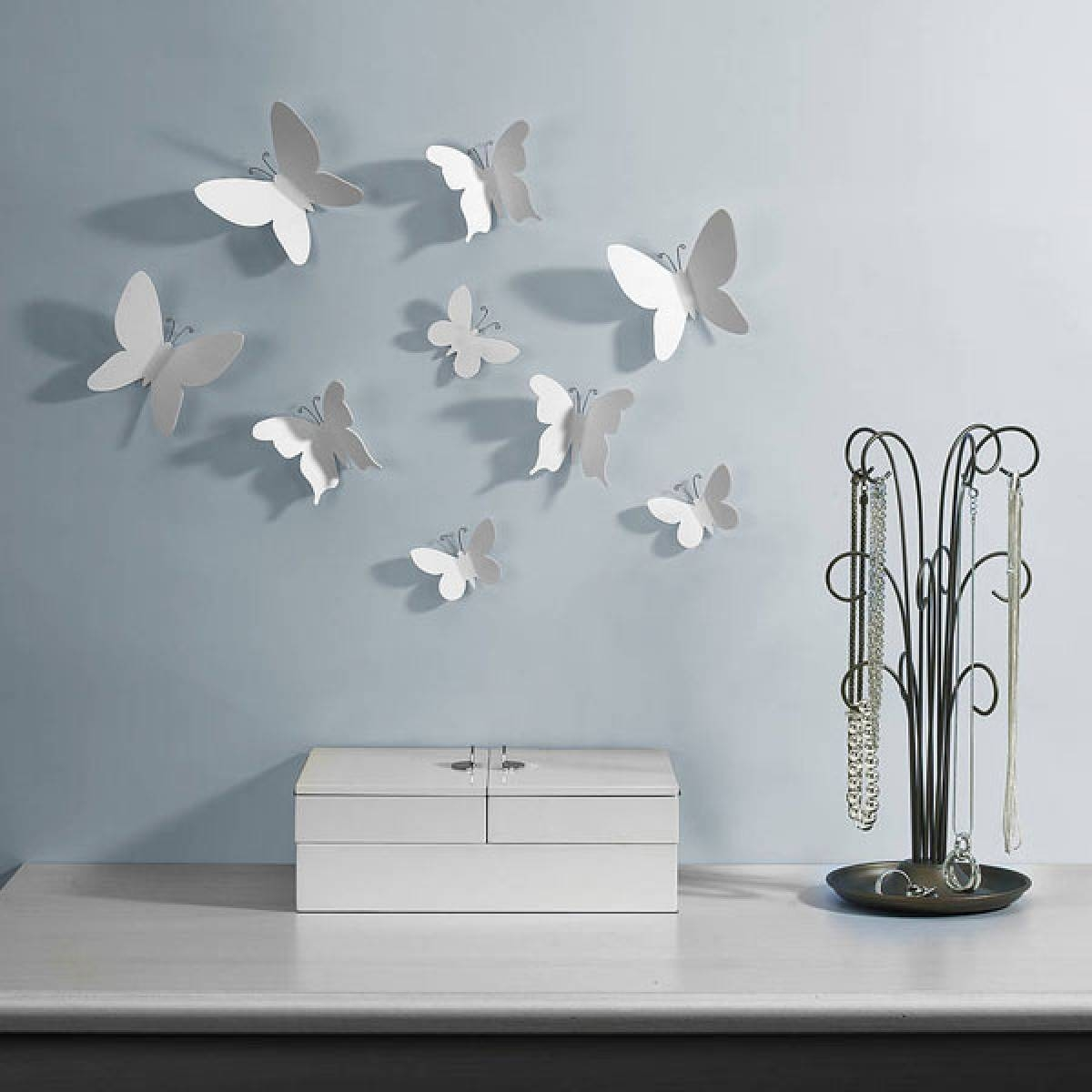 Articles With Wire Wall Decor Tag: Wire Wall Decor Photo. Wire For Newest Umbra 3d Flower Wall Art (Gallery 10 of 20)