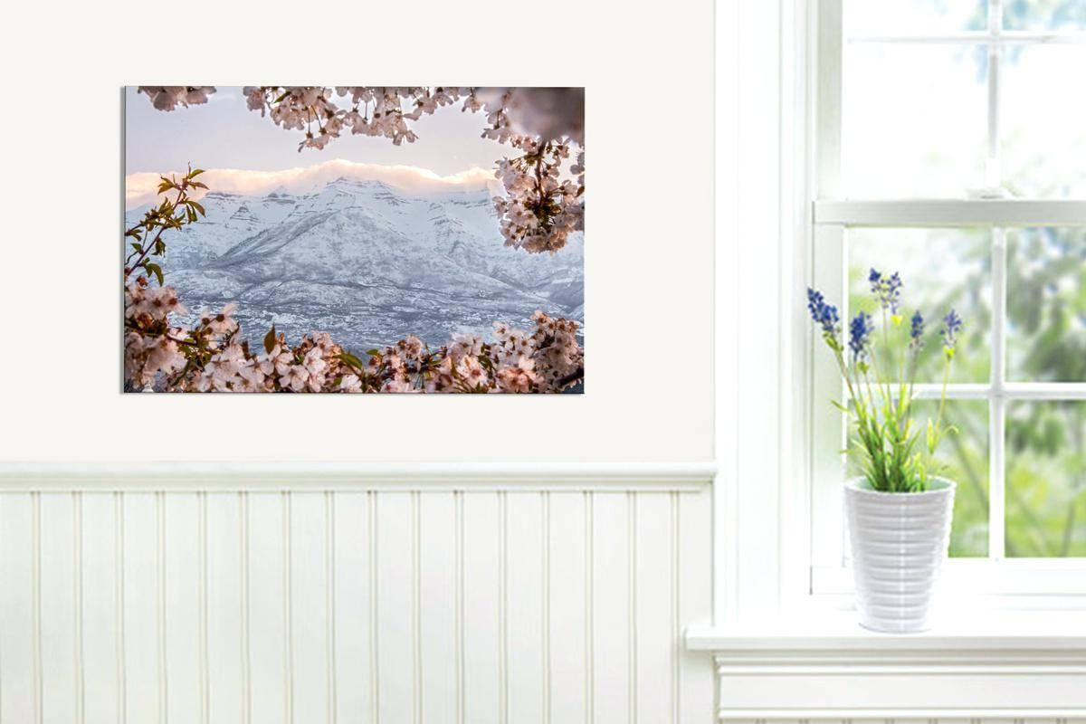Articles With Wooden Mountain Wall Art Tag: Mountain Wall Art (View 26 of 30)