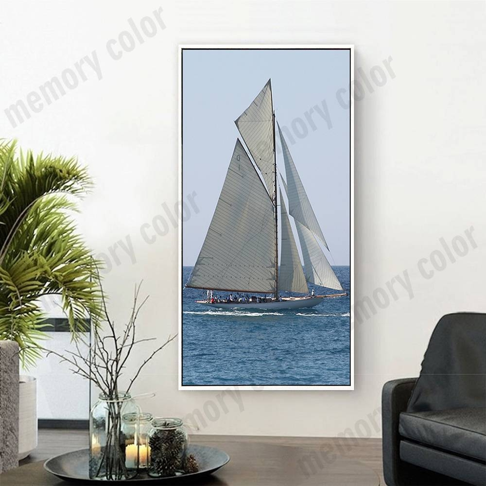 Articles With Yacht Metal Wall Art Tag: Sailboat Wall Art Pictures (View 25 of 30)