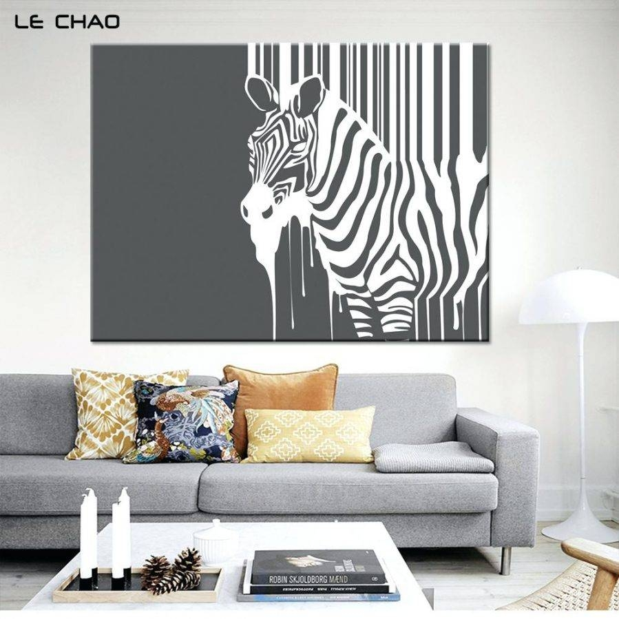 Articles With Zebra Wall Decor Stickers Tag: Zebra Wall Decor (View 7 of 25)